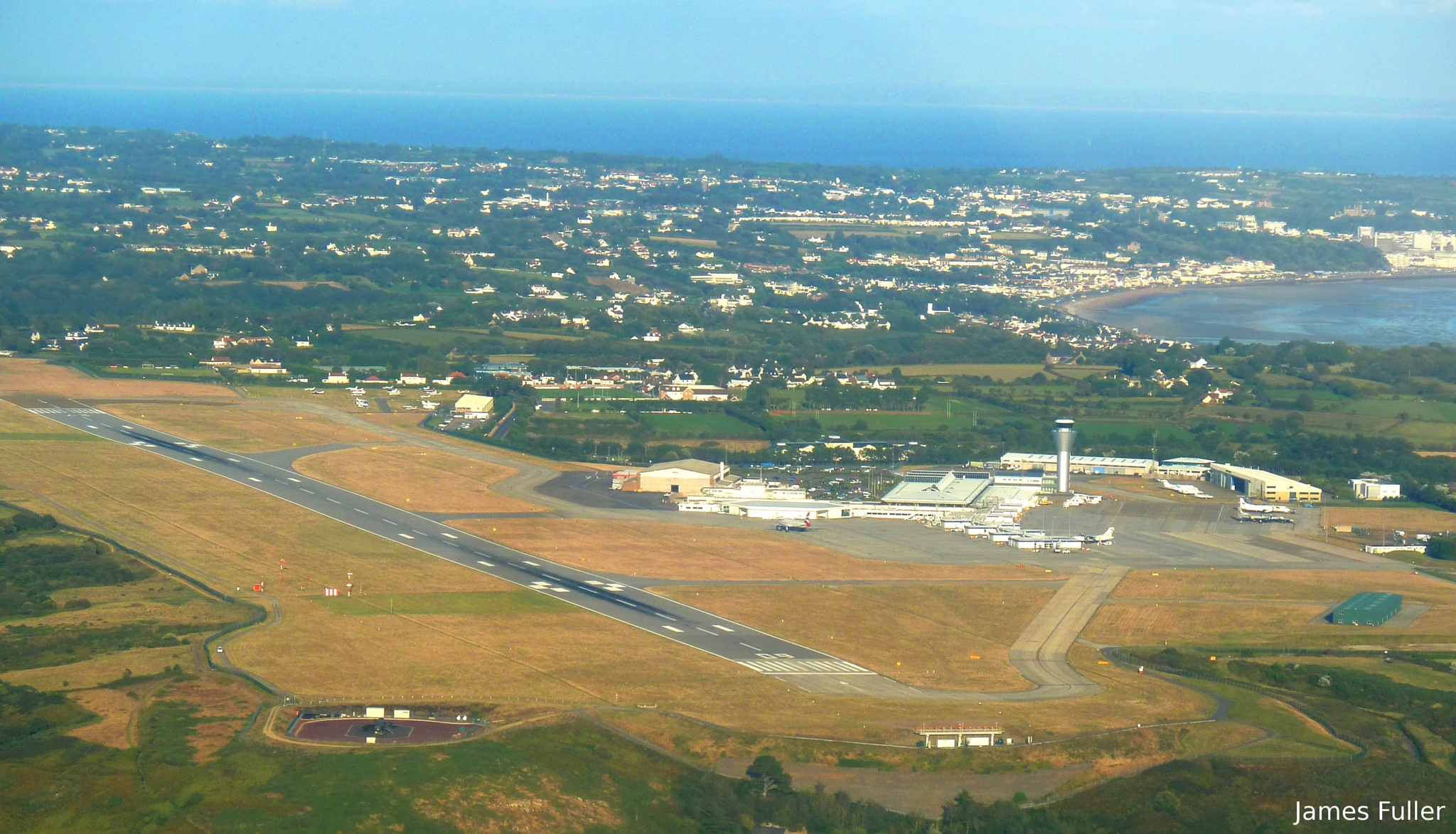 Jersey Airport (EGJJ) by James Fuller