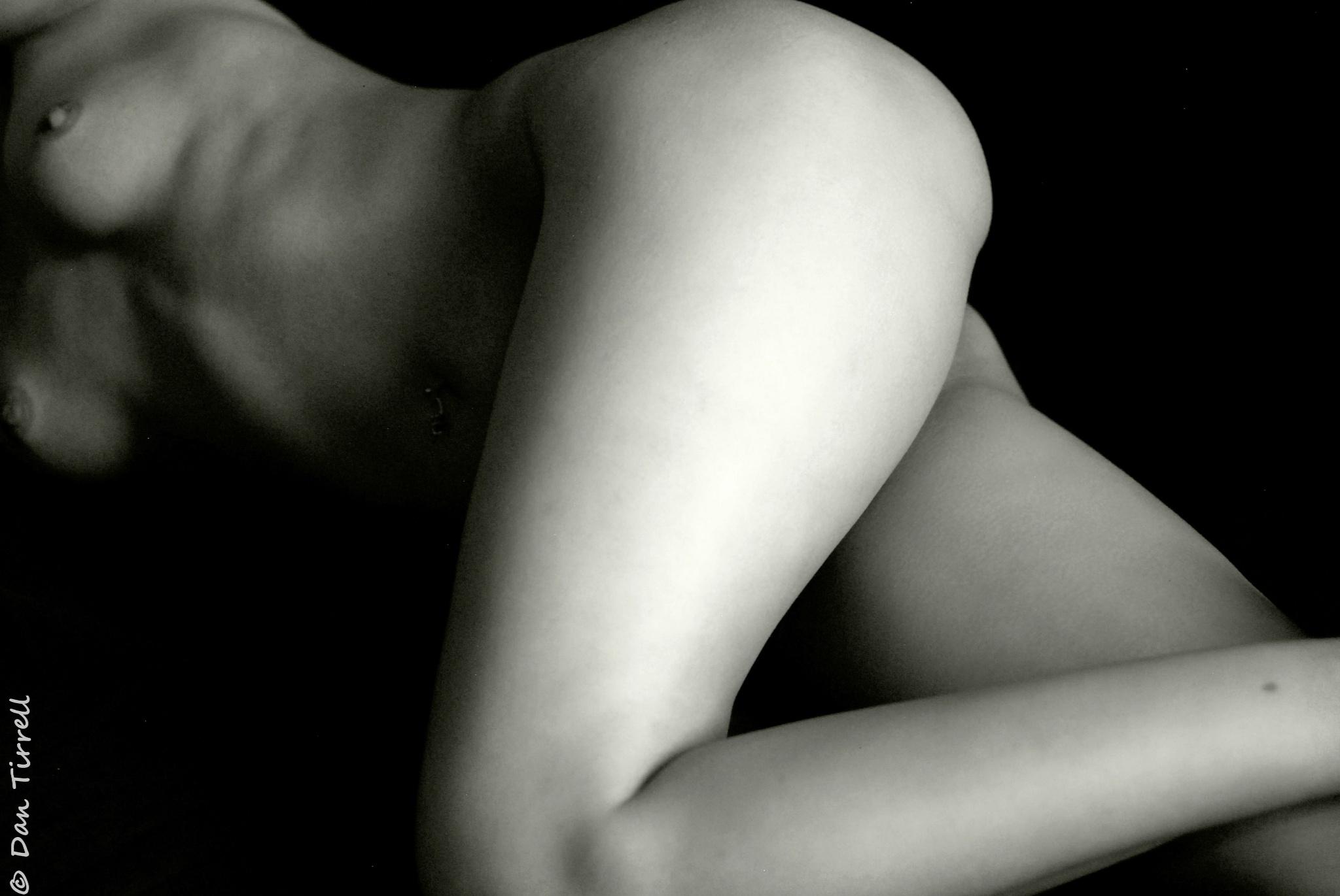 Ashley Art Nude by dan_tirrell