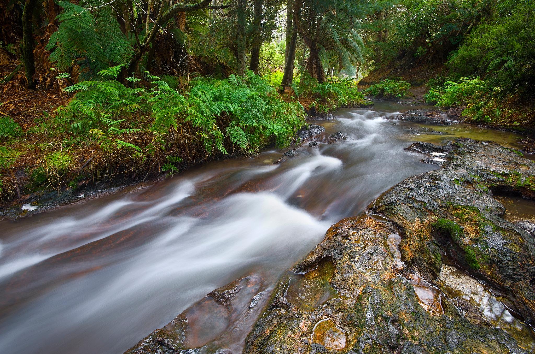 Kerosen Creek by Kuban Hercík