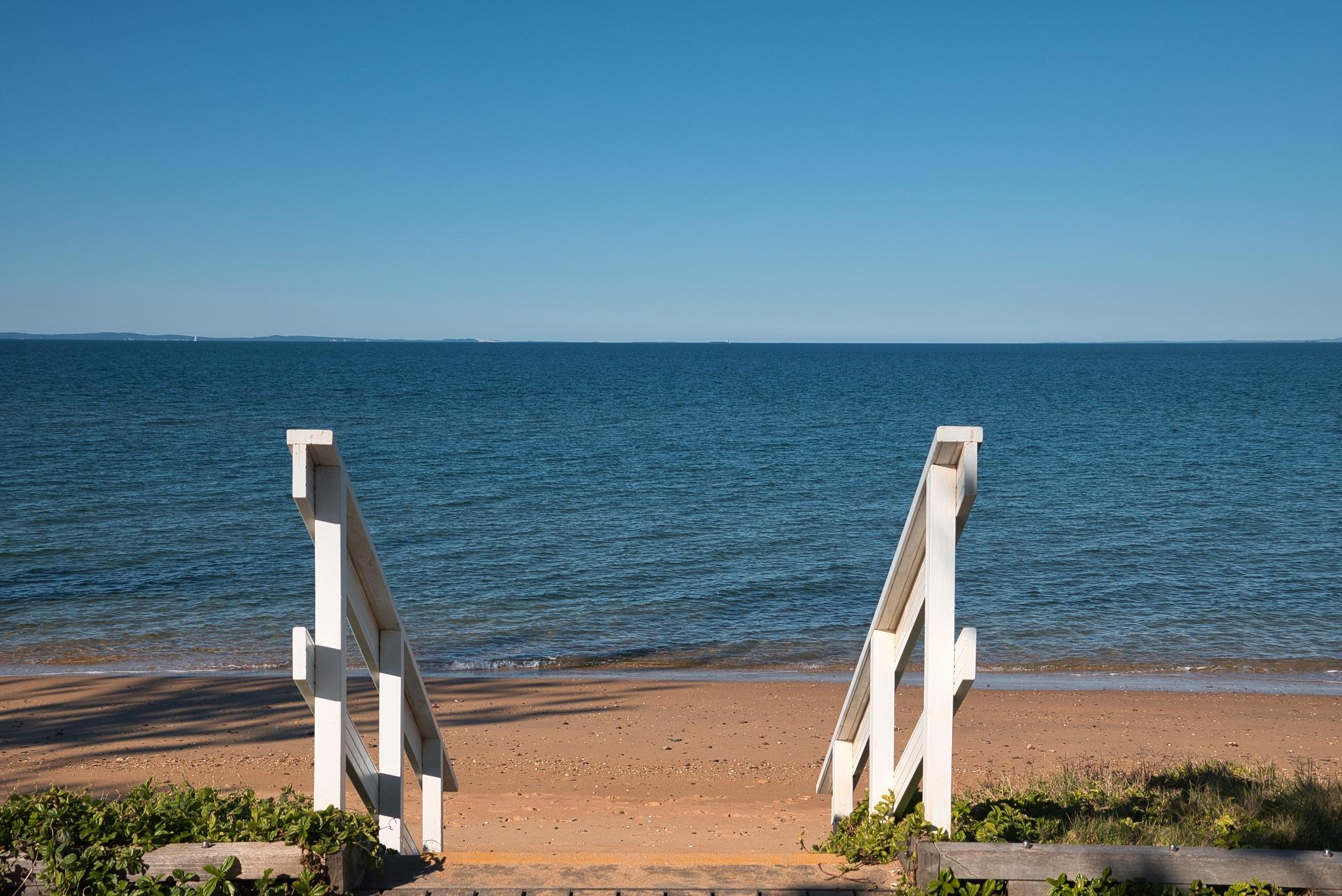 Down to the Sea by Kim McGlinchey