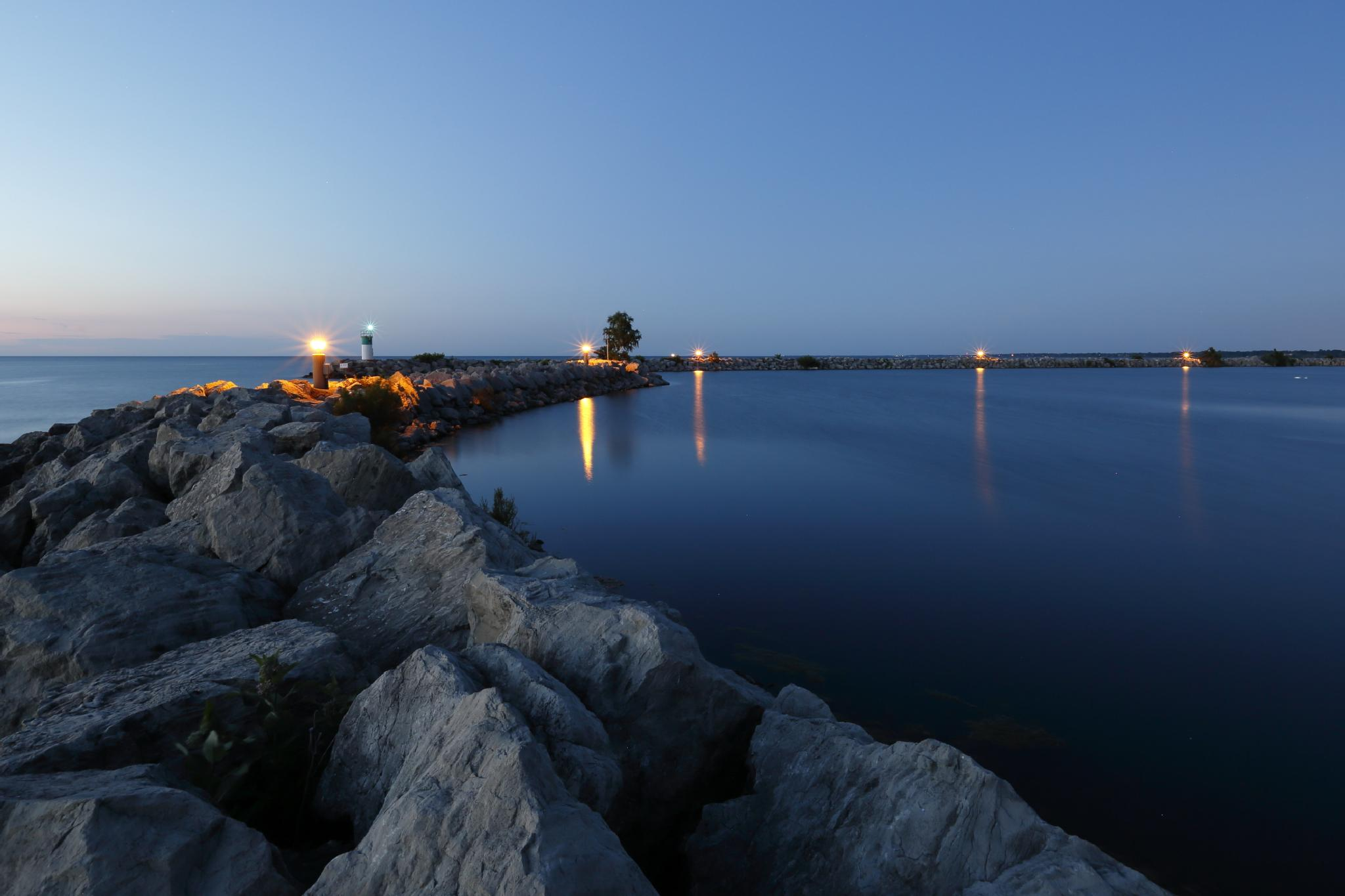 Photo in Sea and Sand #marina #harbor #harbour #water #sunset