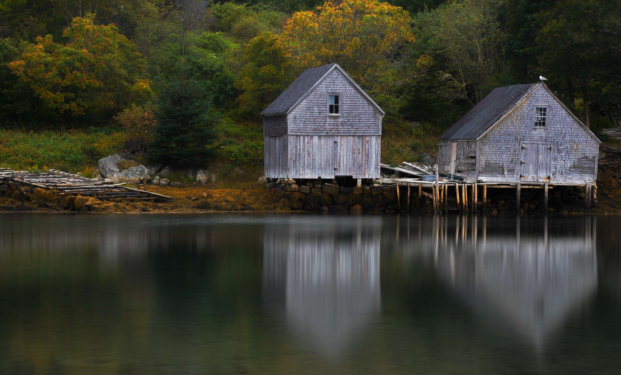 Boutiliers Cove, Nova Scotia by Paul Berkloo