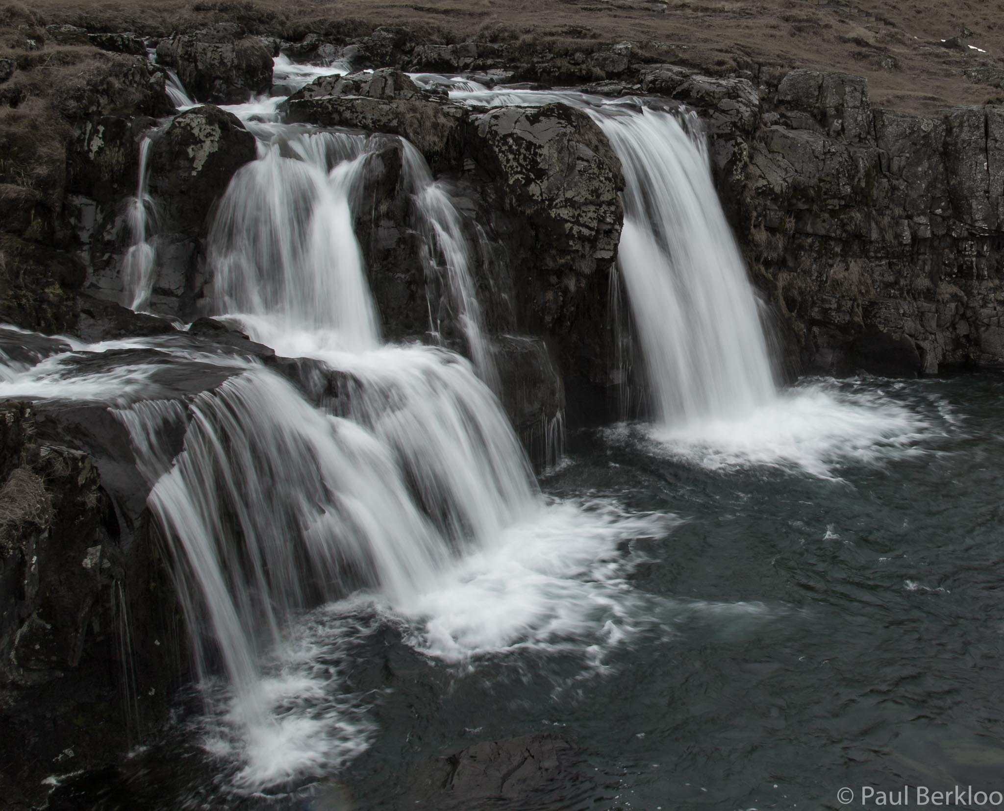 Kirkjufellsfoss by Paul Berkloo
