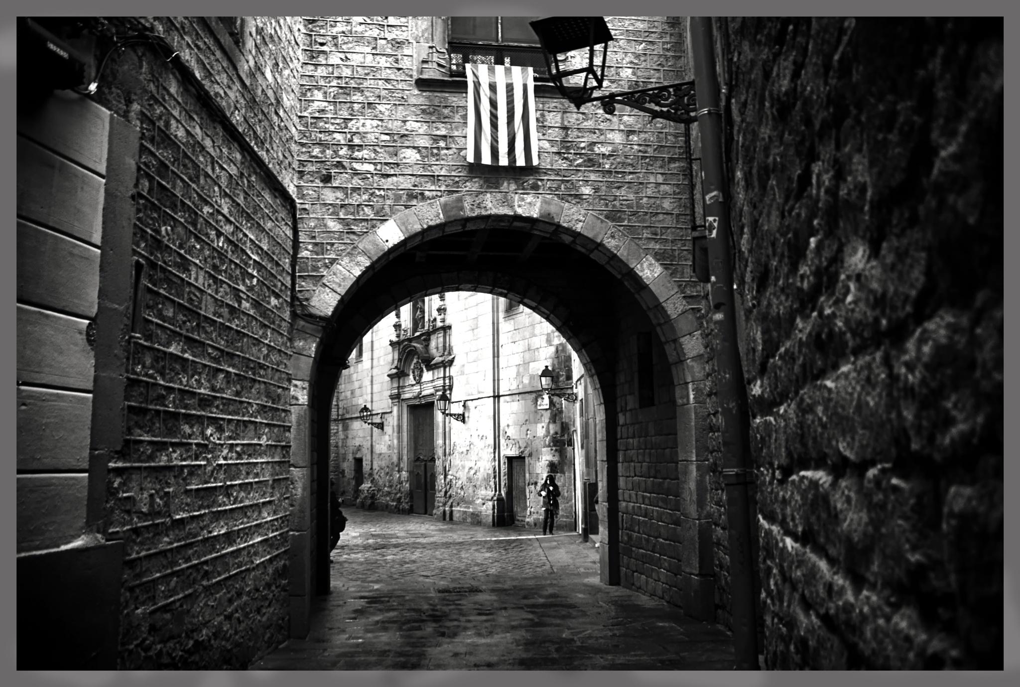 Gotico Barcelona by josepmariacollstrullen