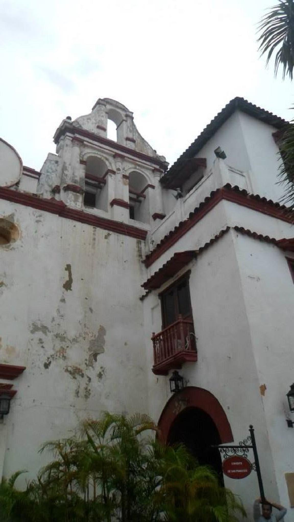 behind San Roque church in Cartagena by castariza