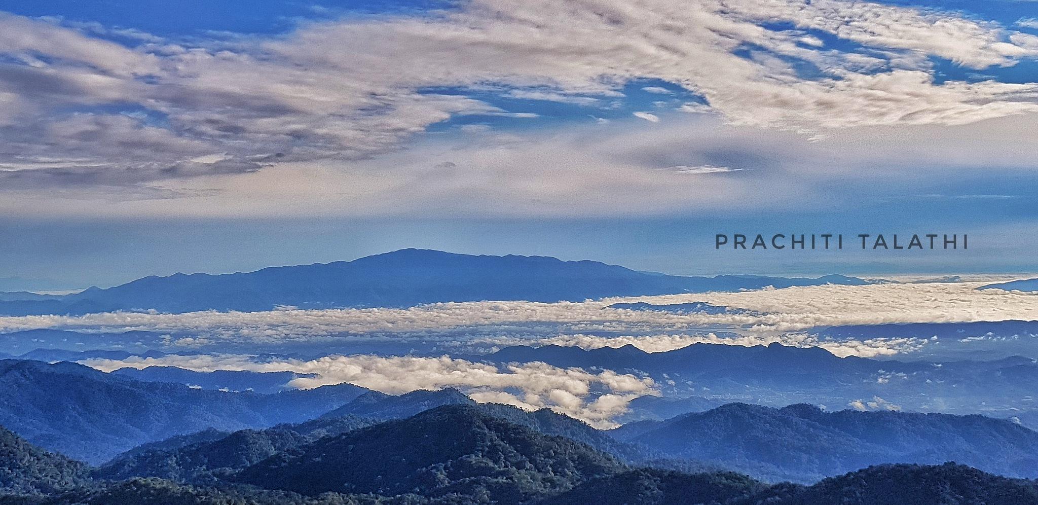 On the cloud 9 by Prachiti Talathi