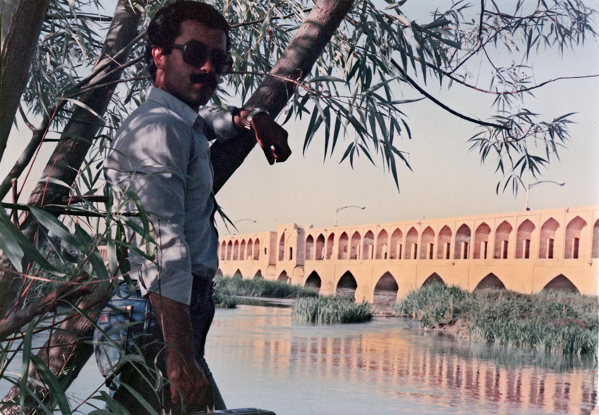 33 bridge سی وسه پل اصفهان by Mohsen Moossavi