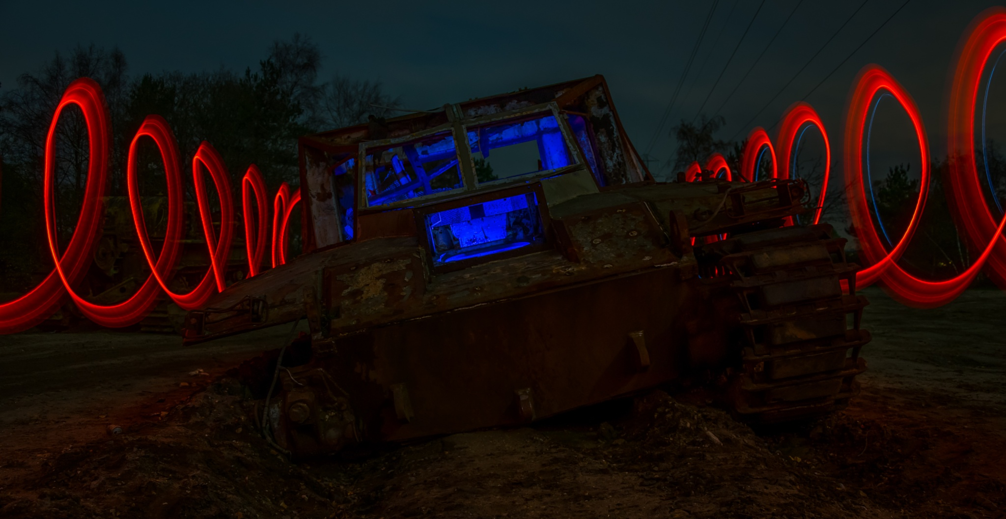 wreck lighting by andy2923