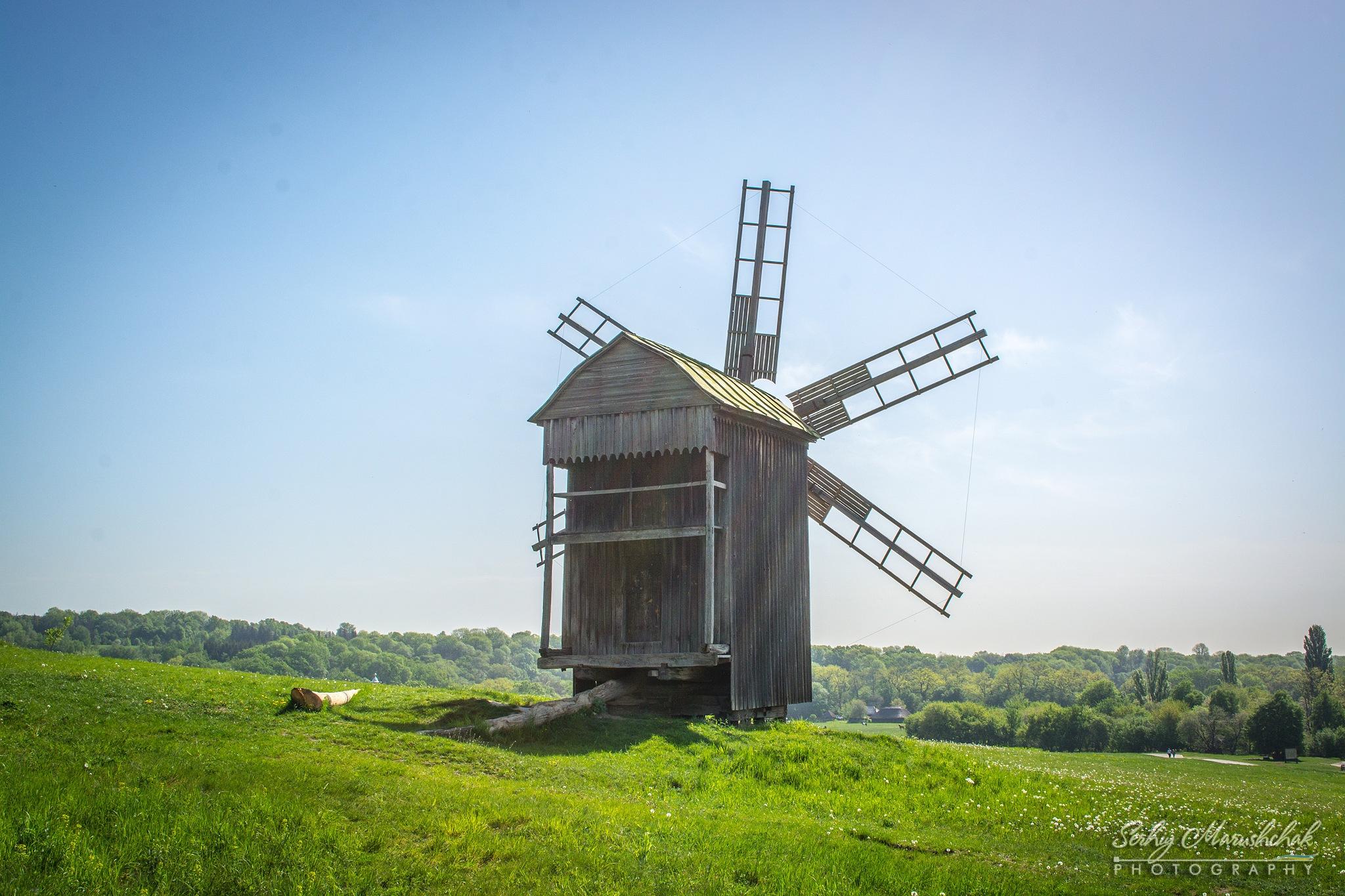Вітряк... / Windmill.... by artmars07