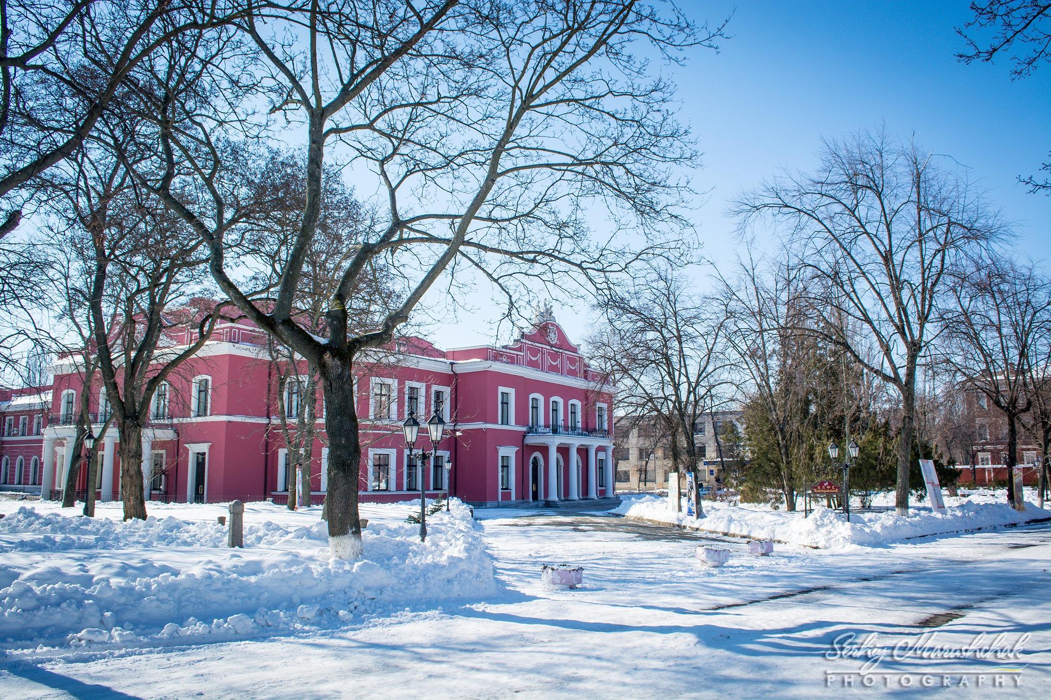 Зимовий театр... / Winter Theater... by artmars07