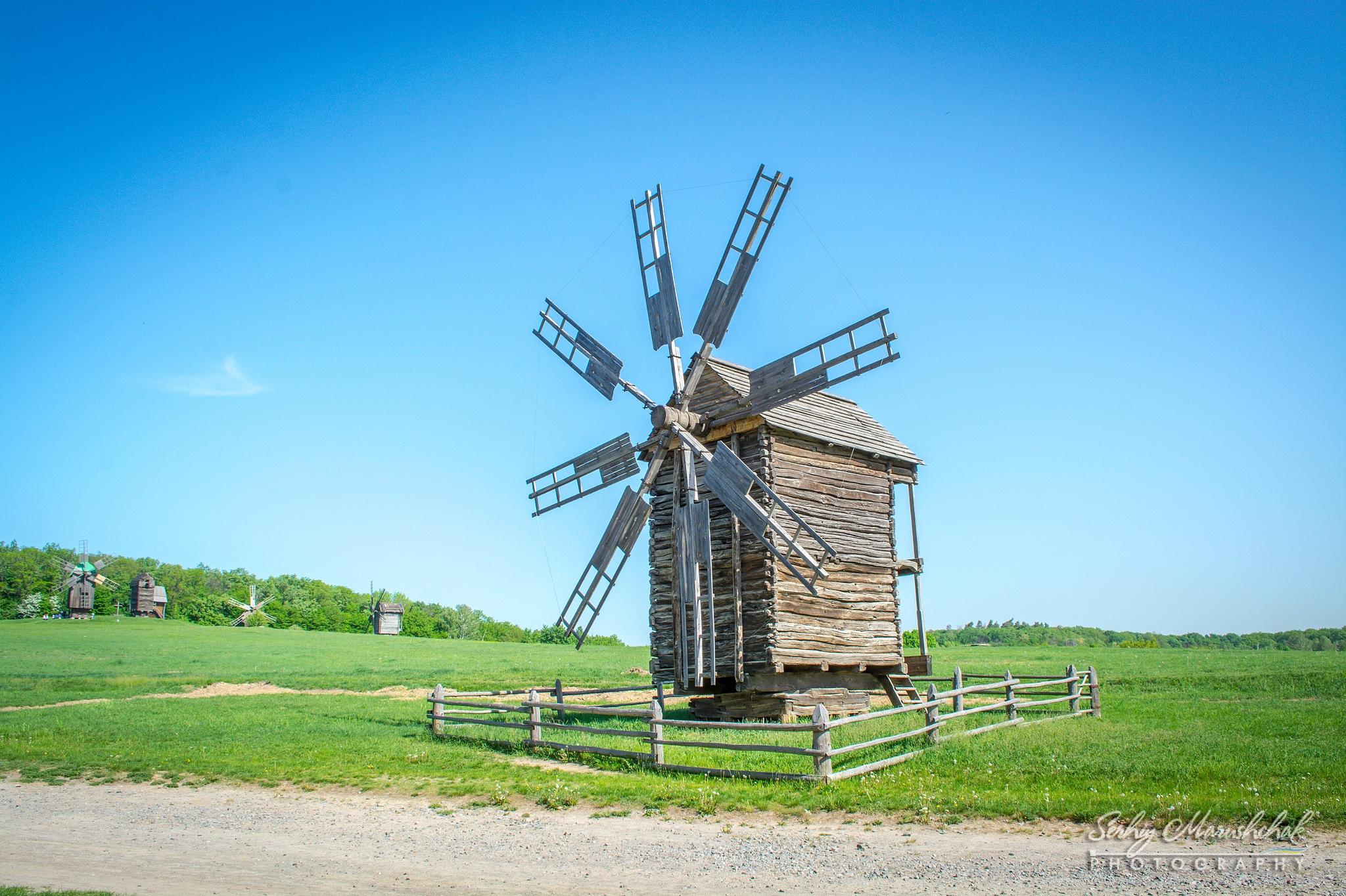 Вітряк... / Windmill... by artmars07
