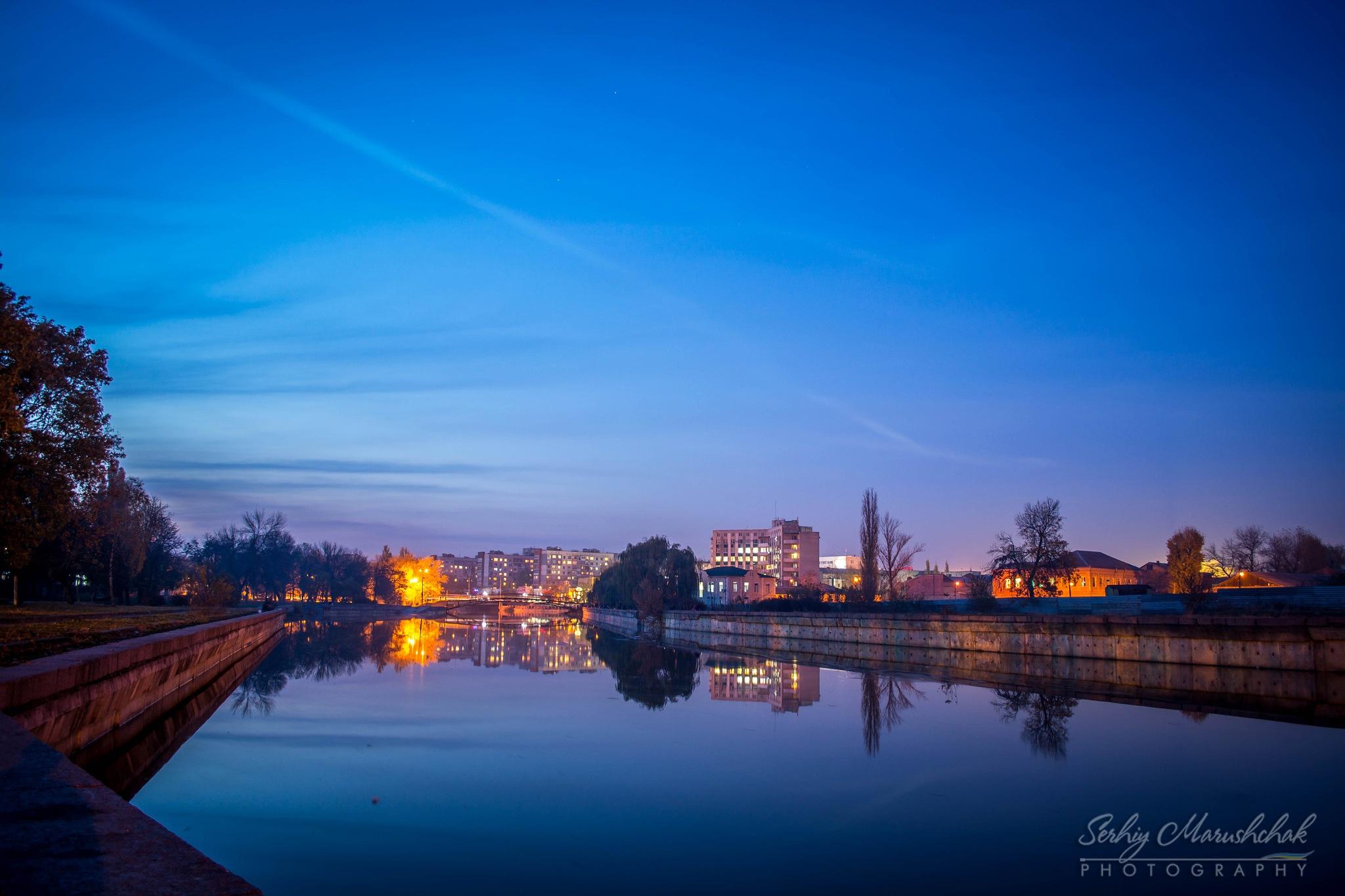 Вечір над рікою... / Evening over the river... by artmars07