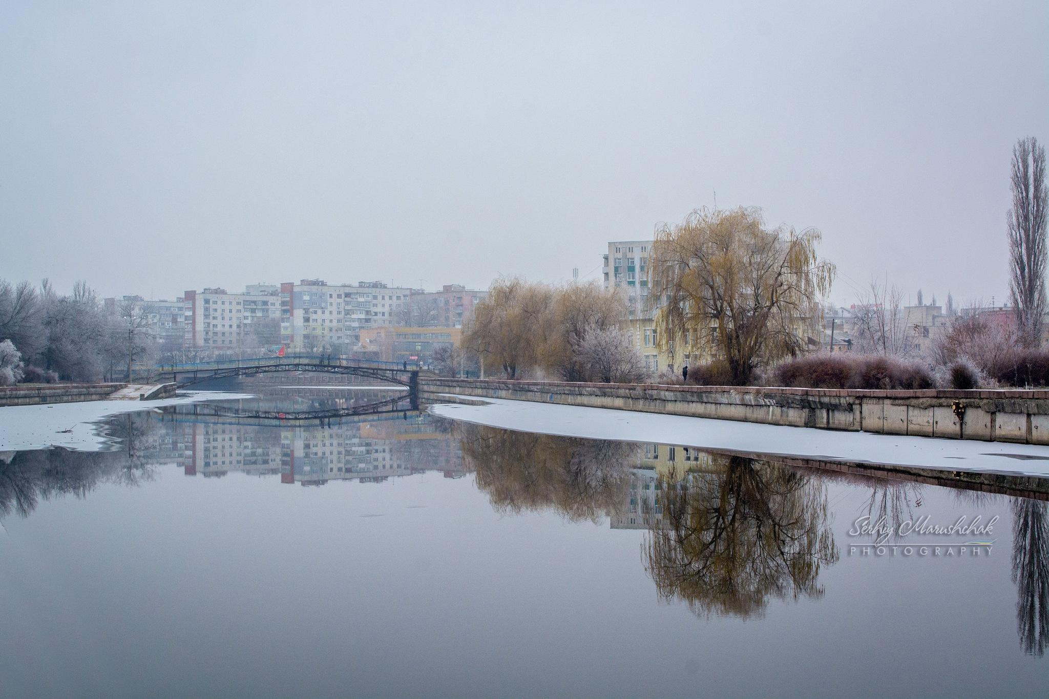 Ранкова ріка... / Morning river... by artmars07