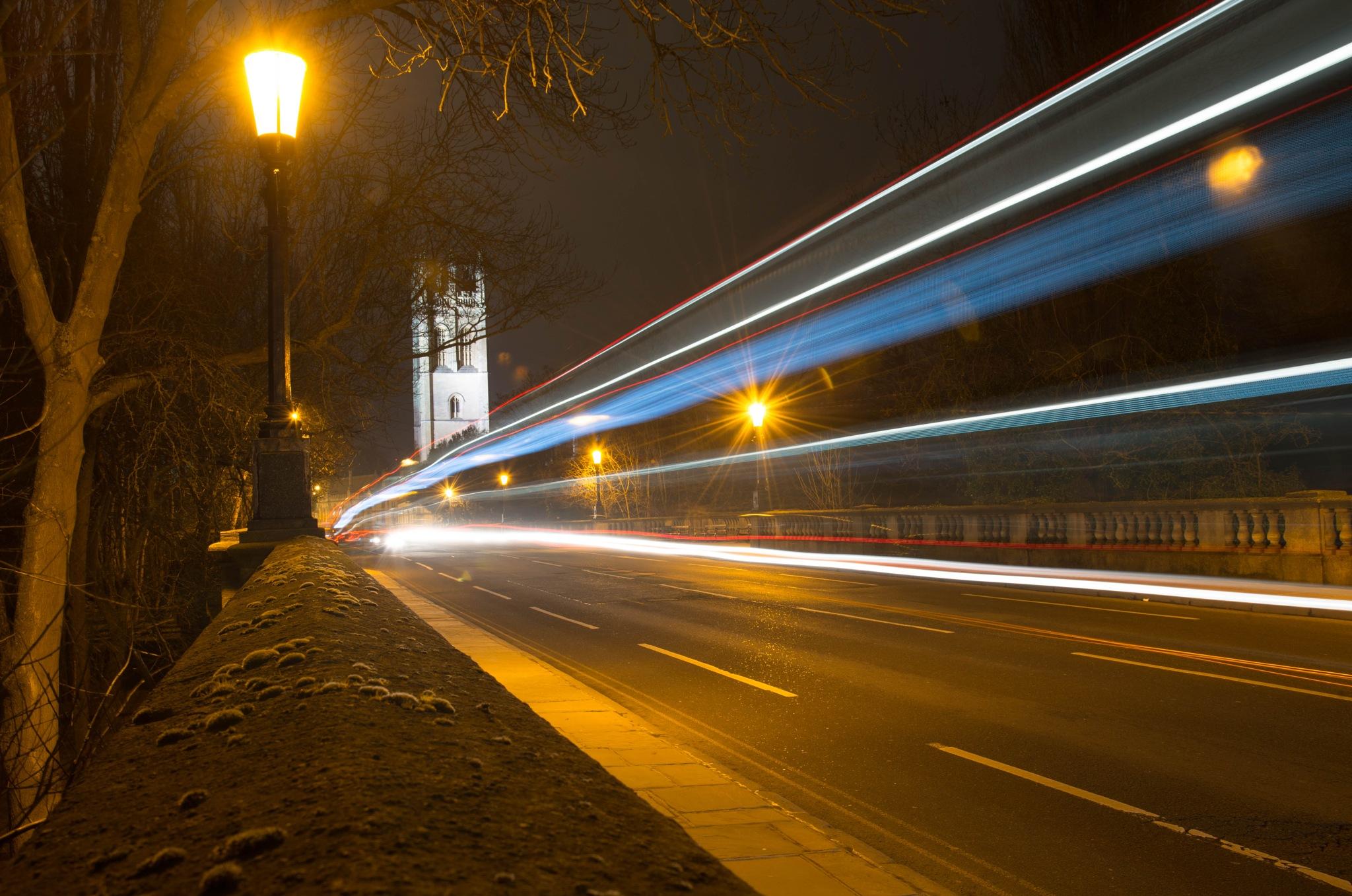 Oxford city by Tuca Iulian