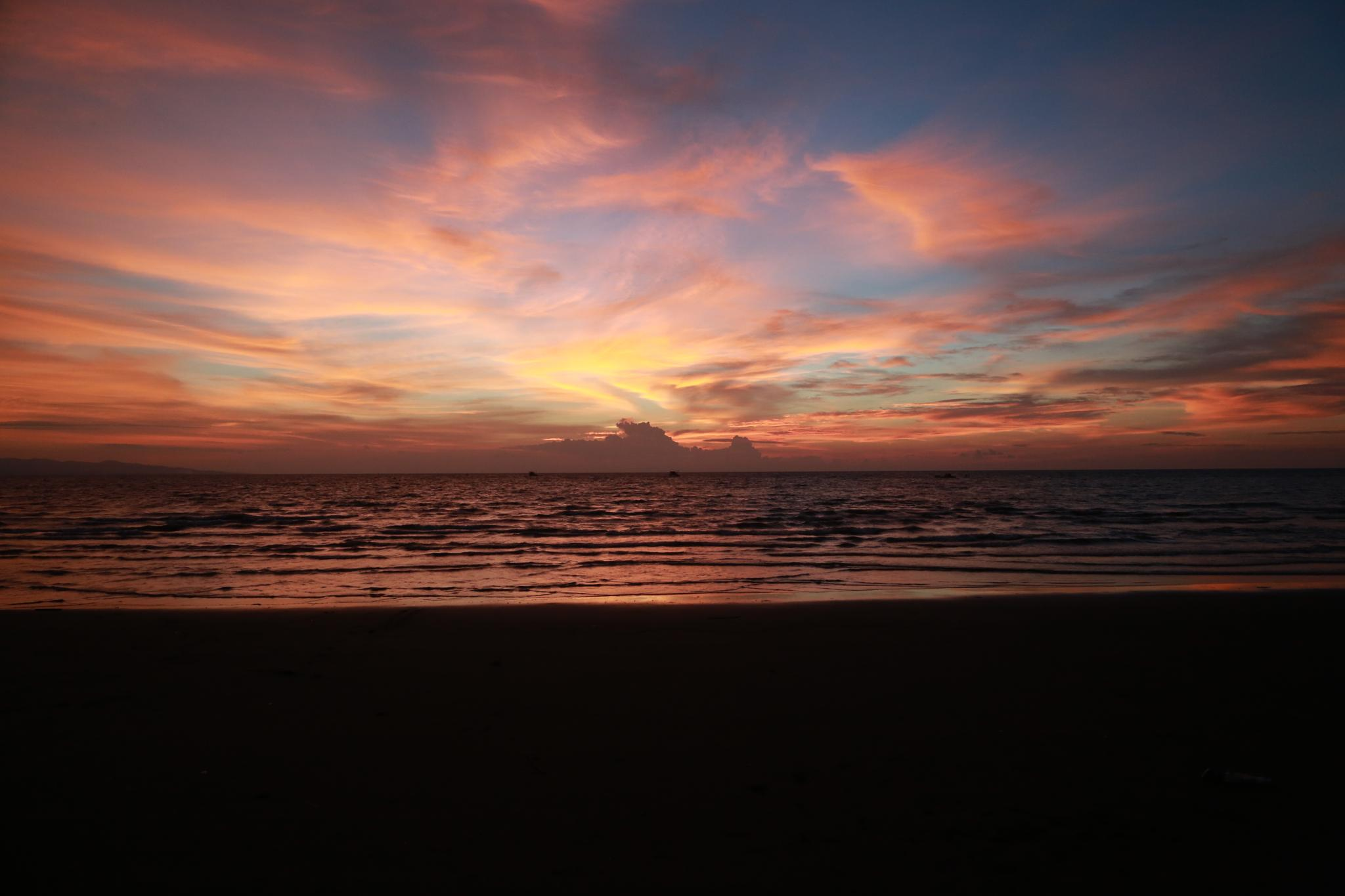 Dipolog City Sunset by pj4s
