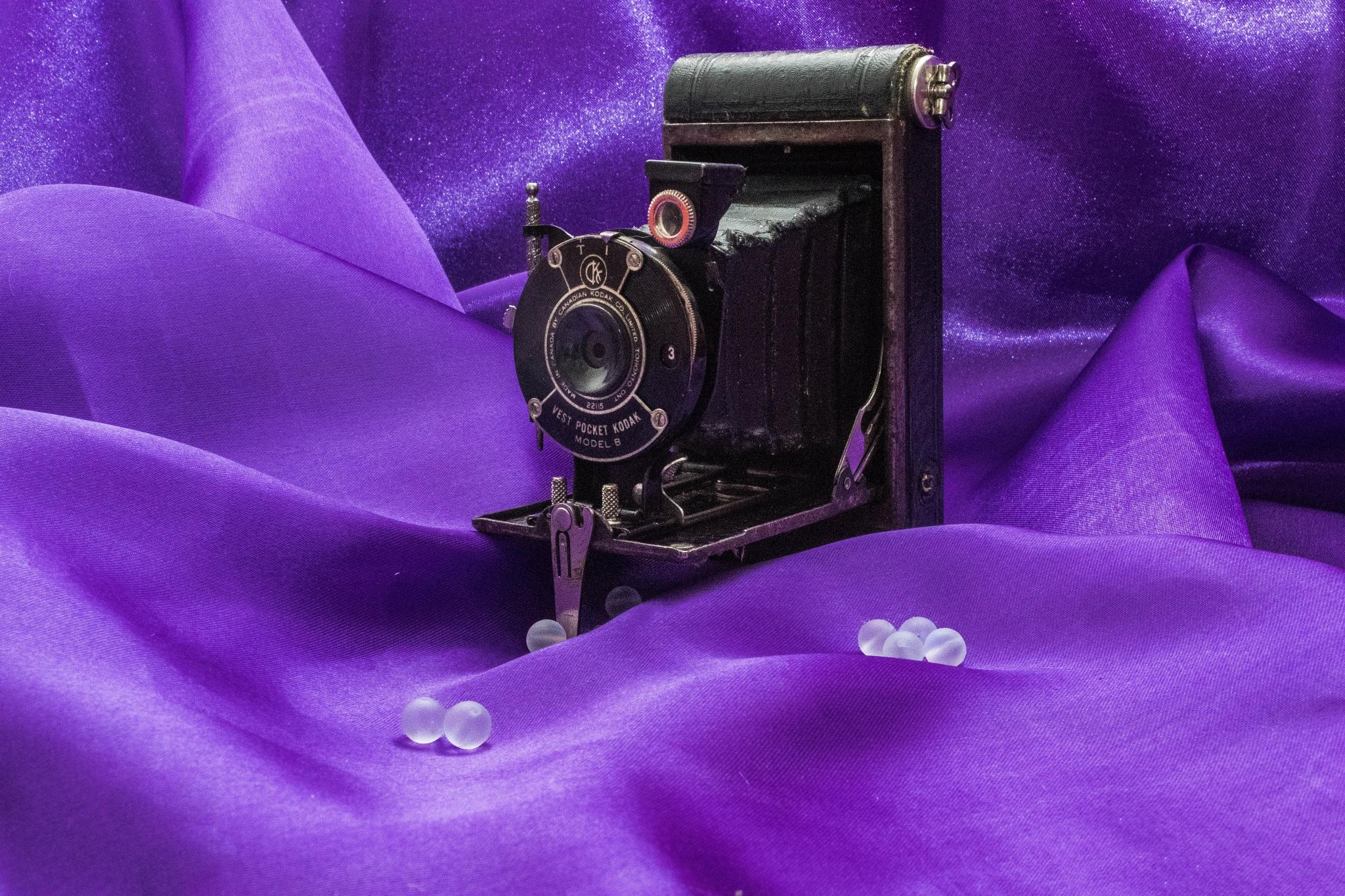 Vest Pocket Kodak Model B by Alicja