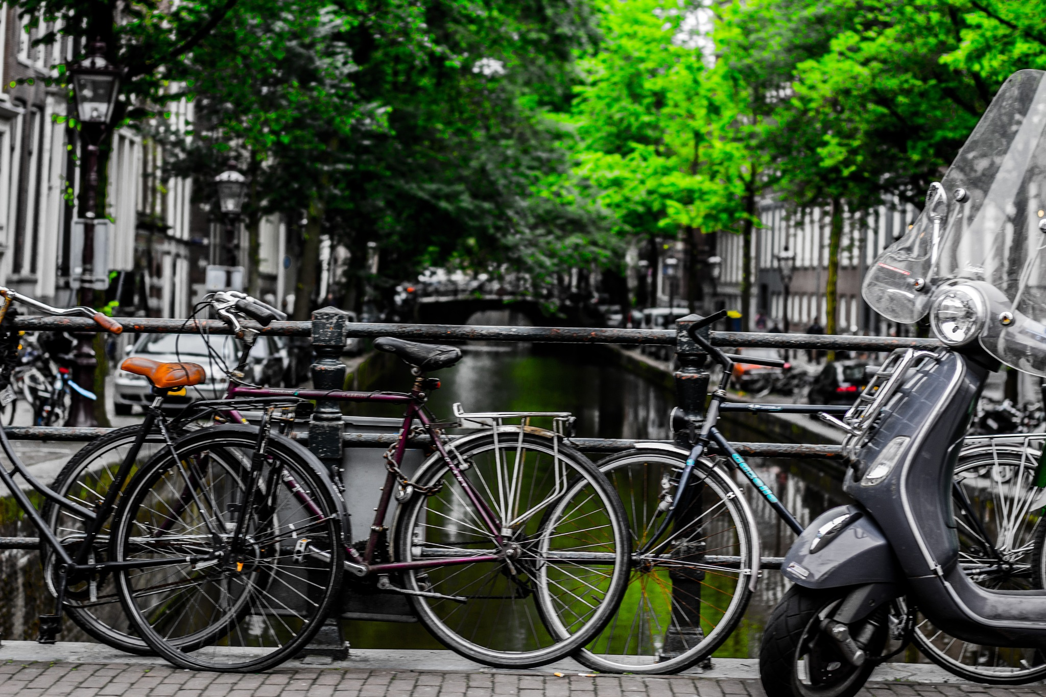 channels in netherland by janbroemer