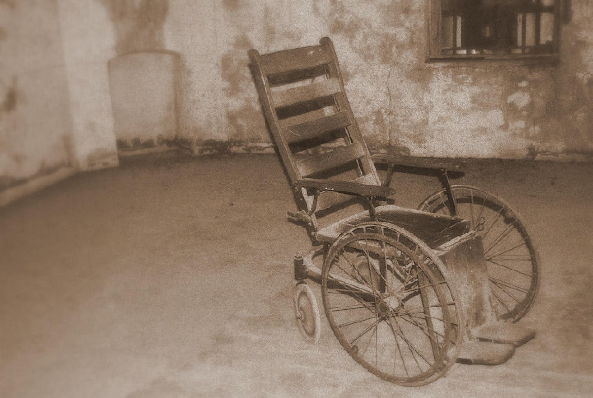 The Wheelchair by Shannon Smith