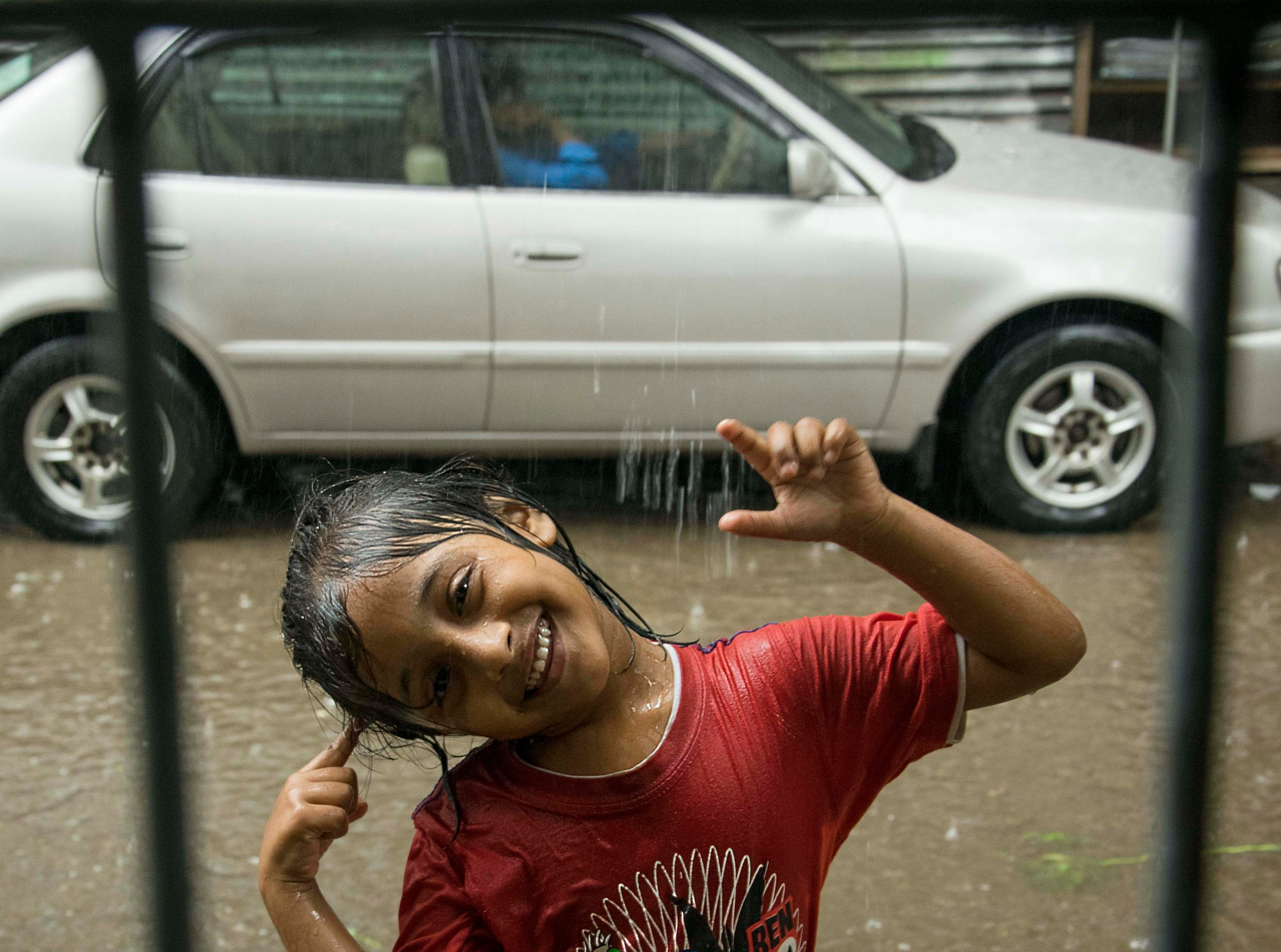 Rain Rain go away by alinoton