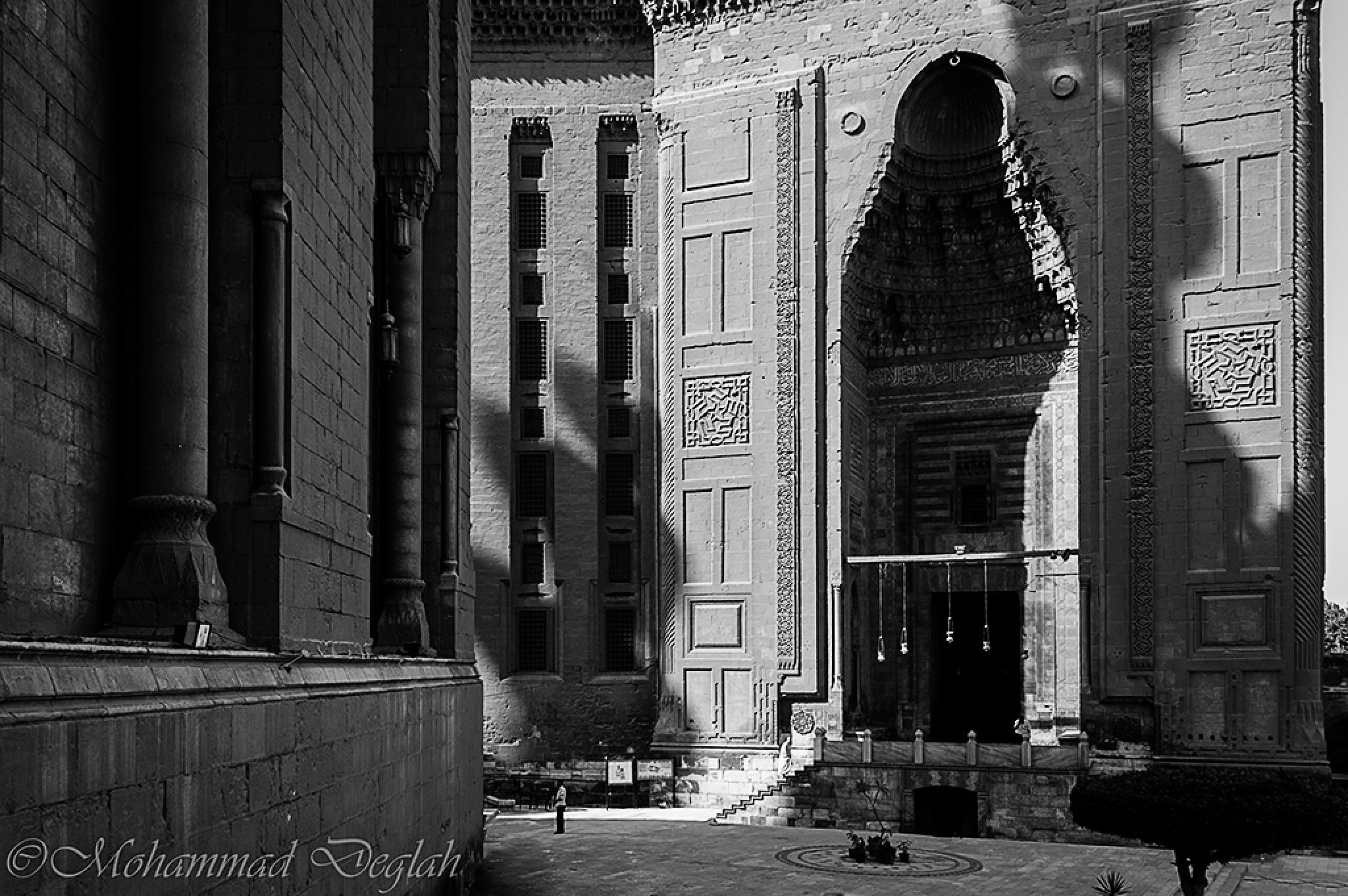 Sultan Hassan Masjid and Shcool by Mohammad Al Deglah