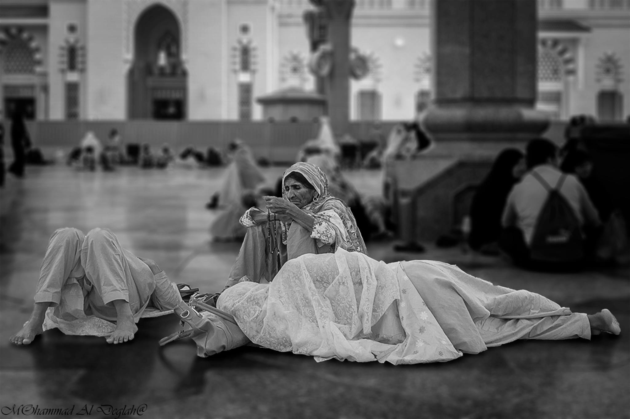 The Anchoress by Mohammad Al Deglah
