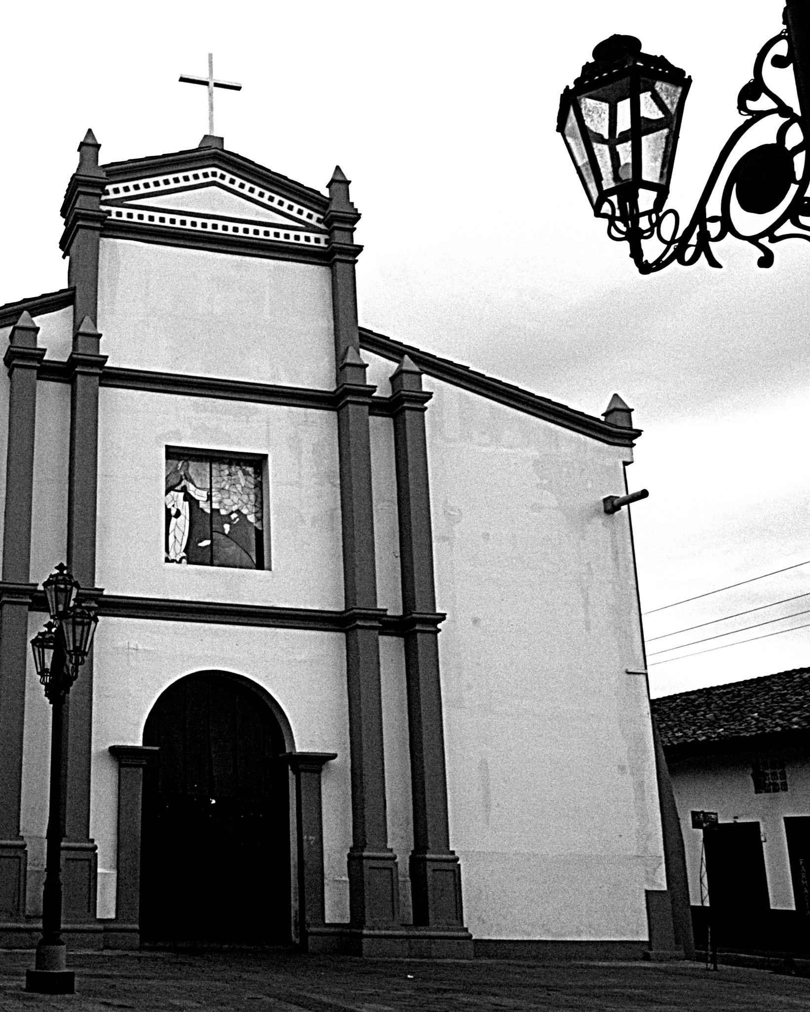 San Francisco Church by Ives Martinez