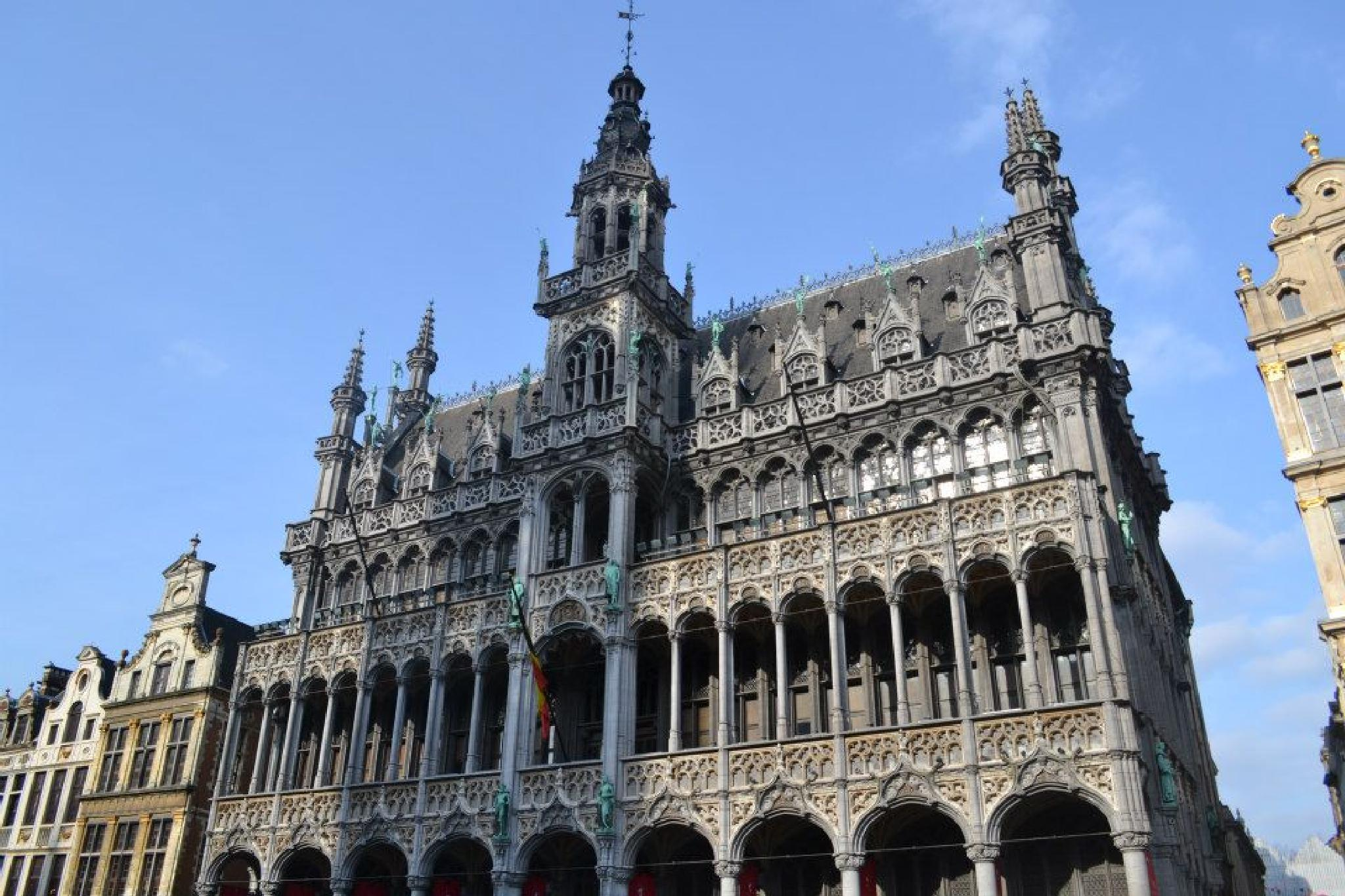 Brussels by Dorota