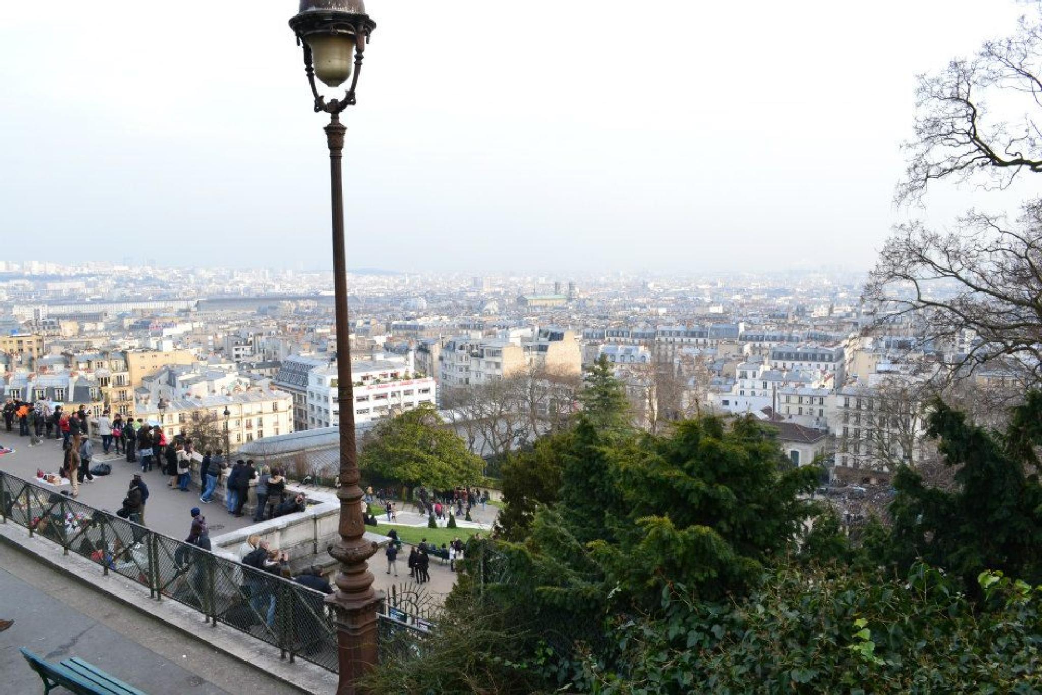 Paris by Dorota
