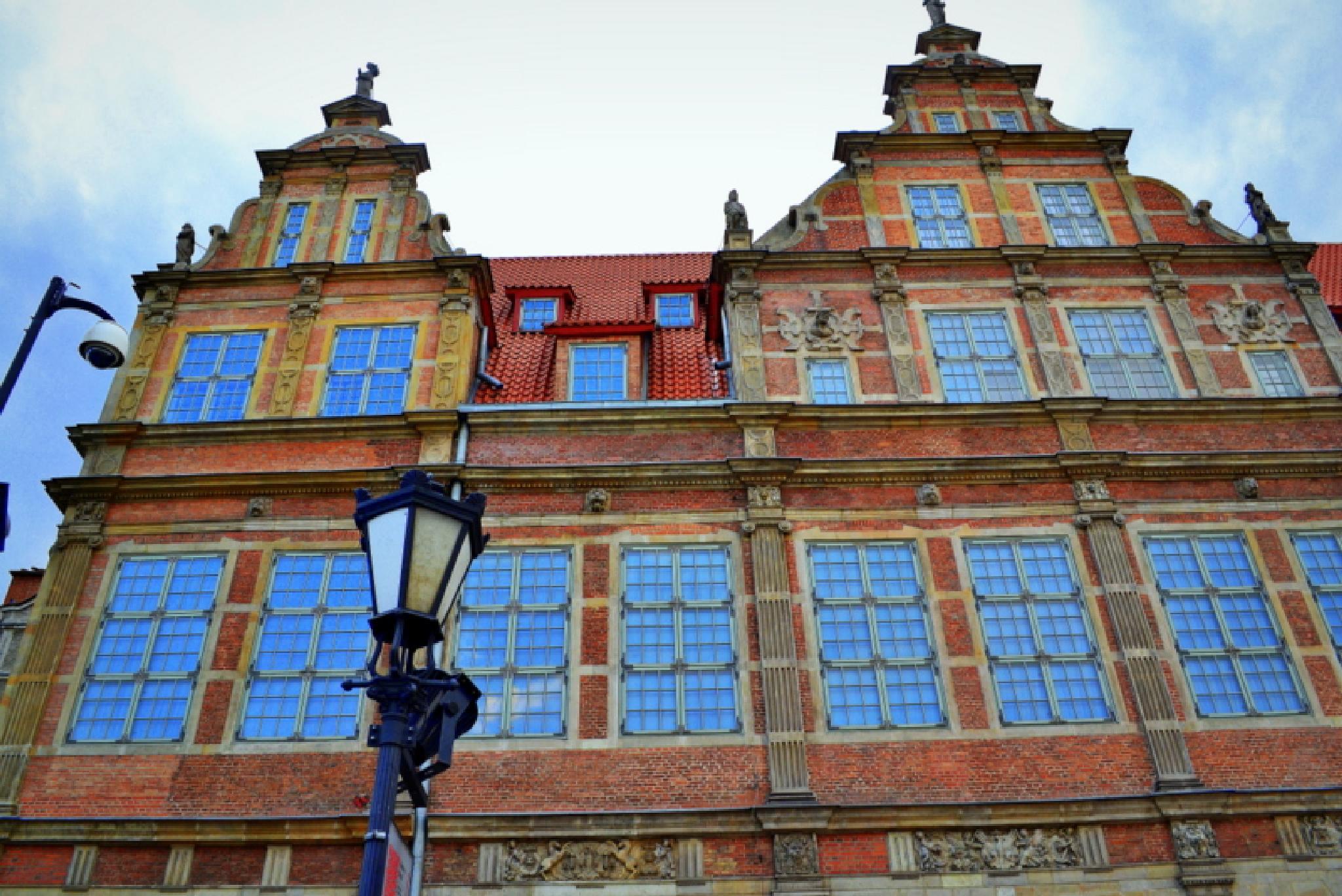 Gdansk by Dorota