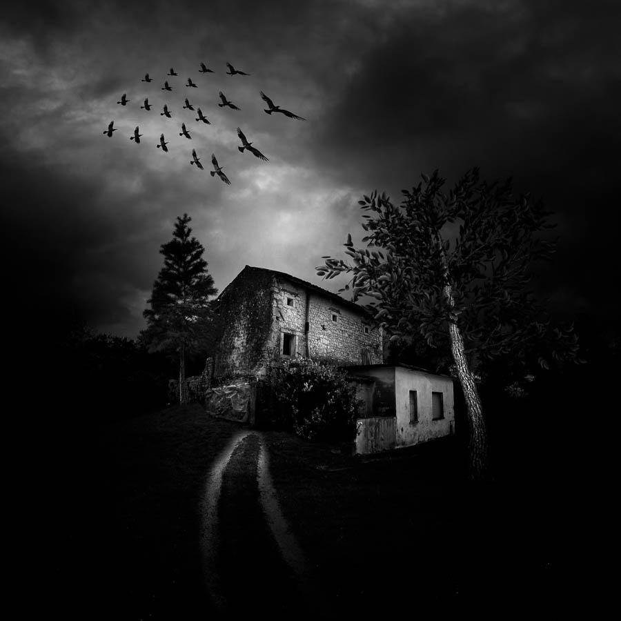 Wicked atmoshpere by LuGiais