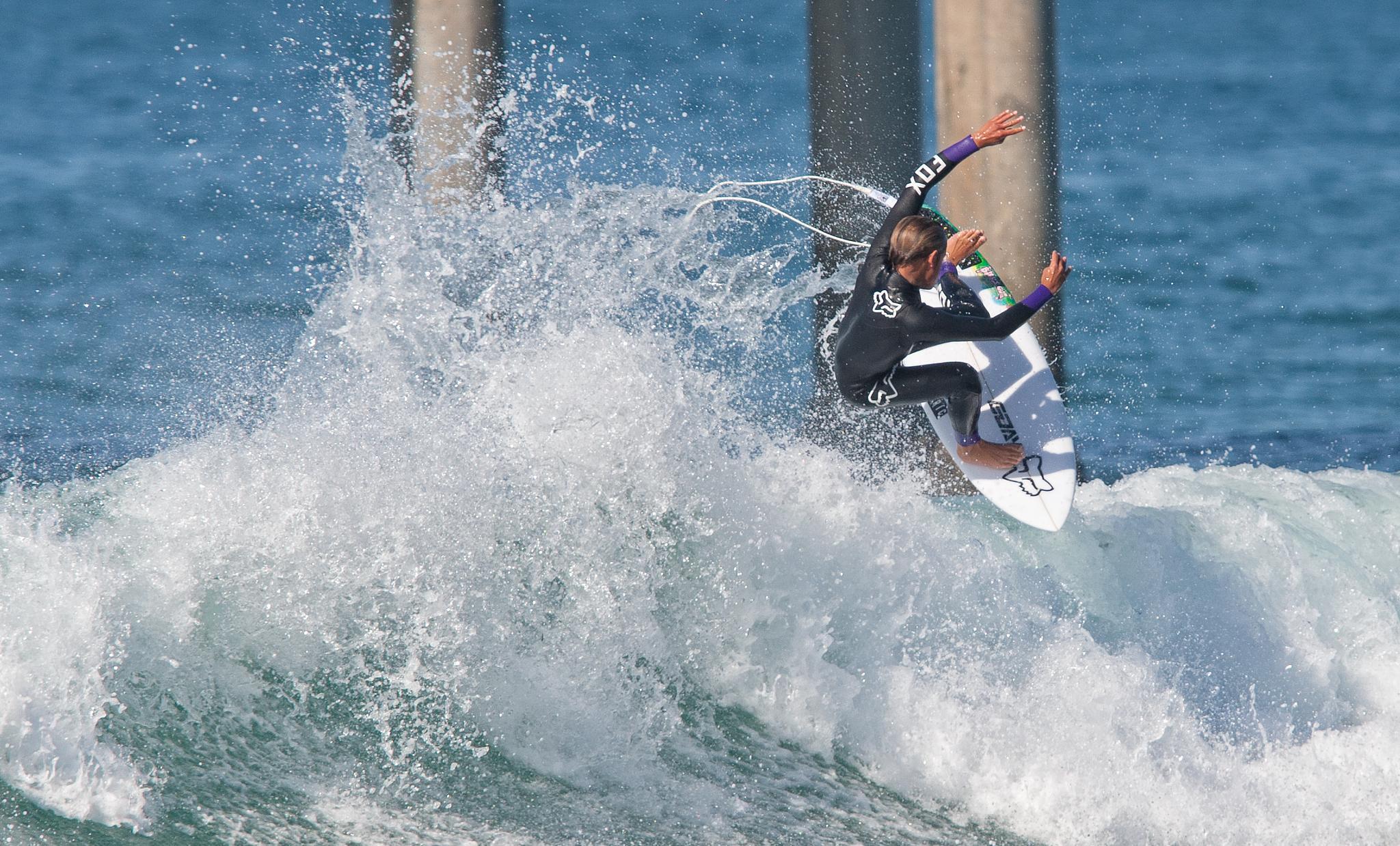Gunner Day Huntington Beach Southside 03.08.2015 by blueskyoveraquatic