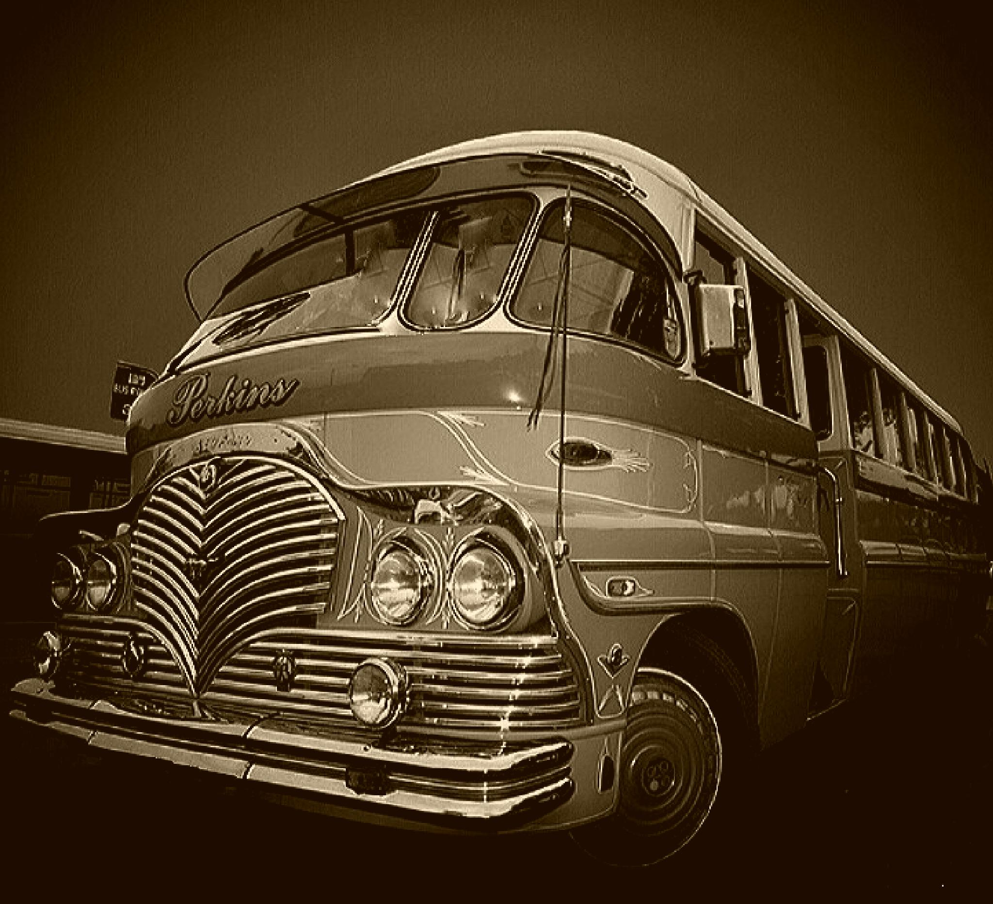 Passenger Transport Bus by Mario Cilia