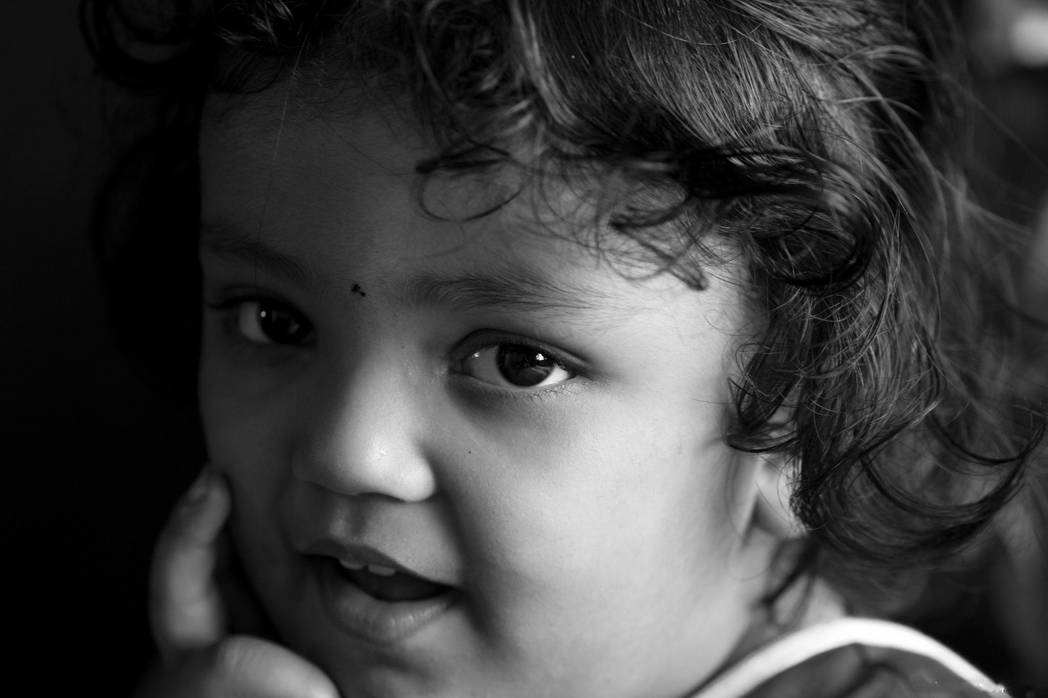 Cuteness by DEBASHISH ROY