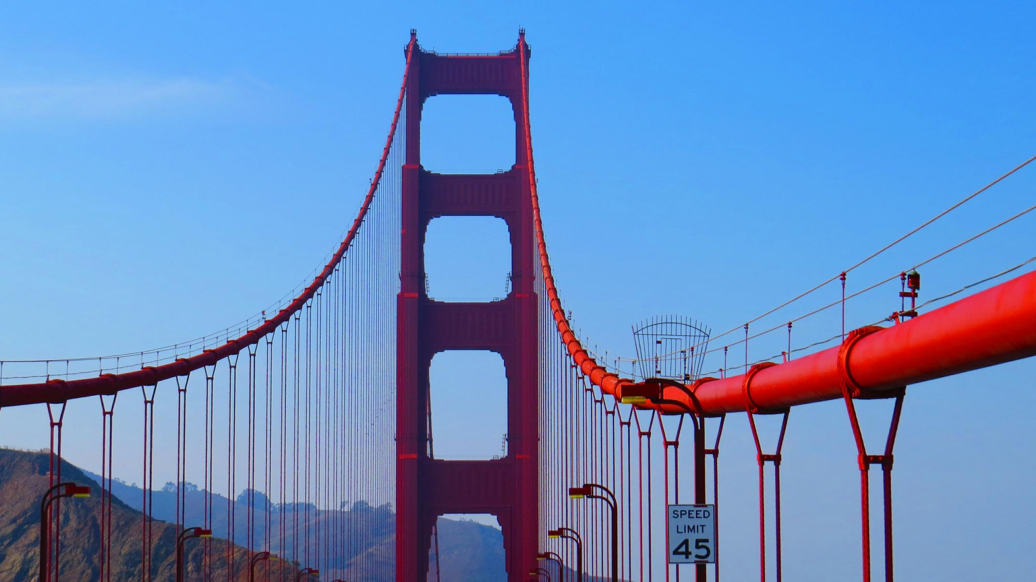 Golden gate by soulofcentralcoast