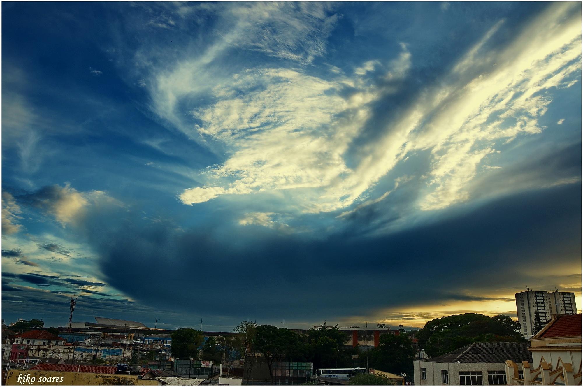 Clouds  .. by kiko soares