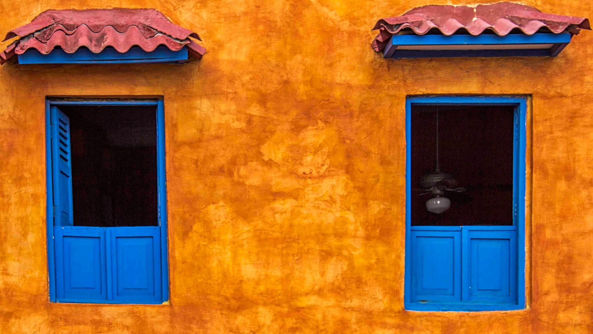 Cartagena de Indias, Windows by mariovar