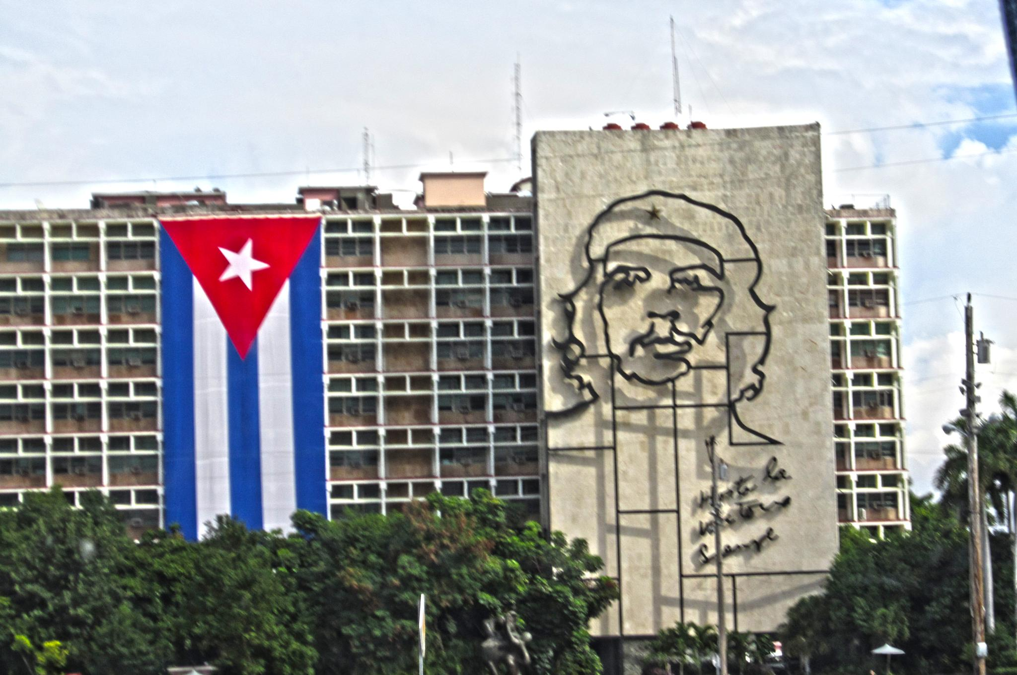 Cuba Havana University by Neetan
