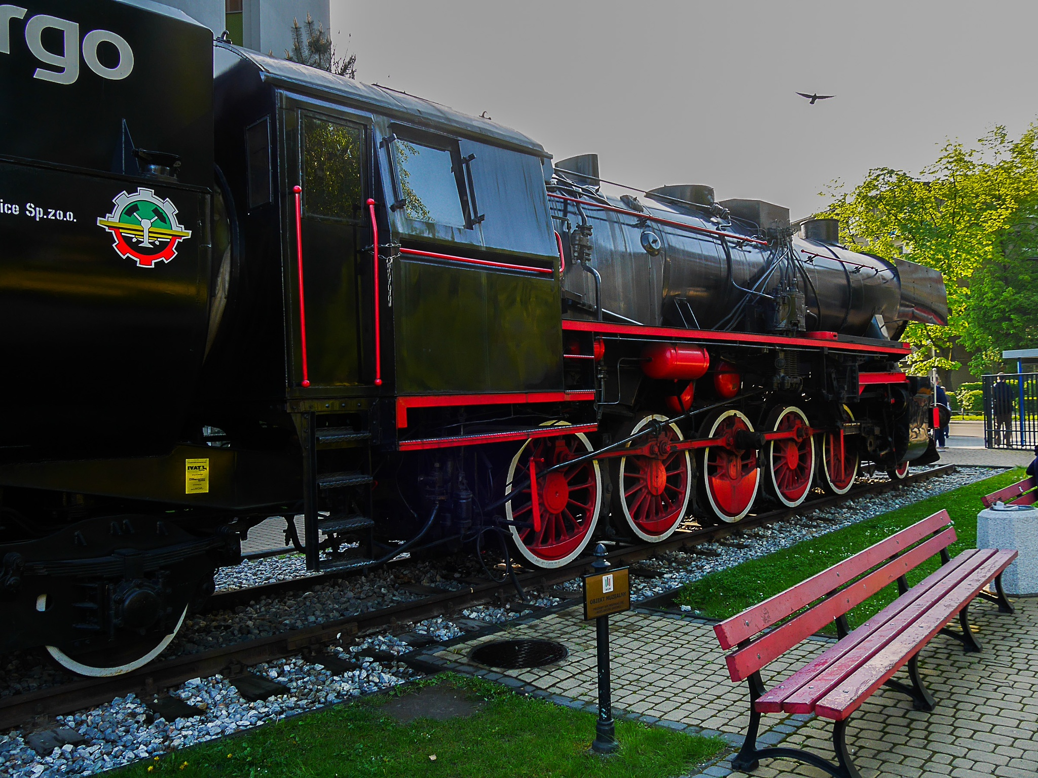 train used in holocaust/Krakow by tonyhart