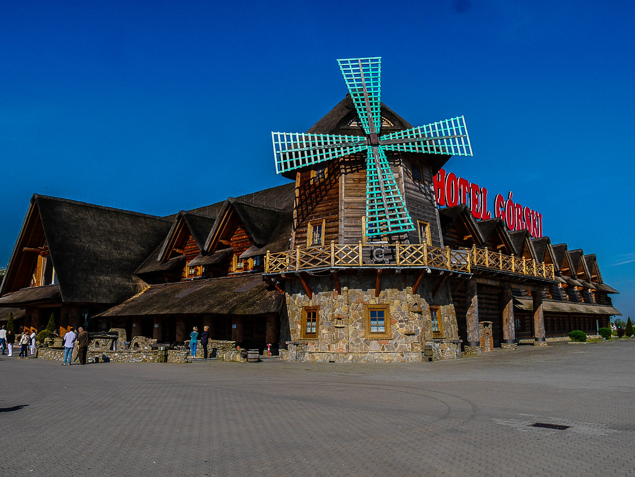 hotel gorski by tonyhart