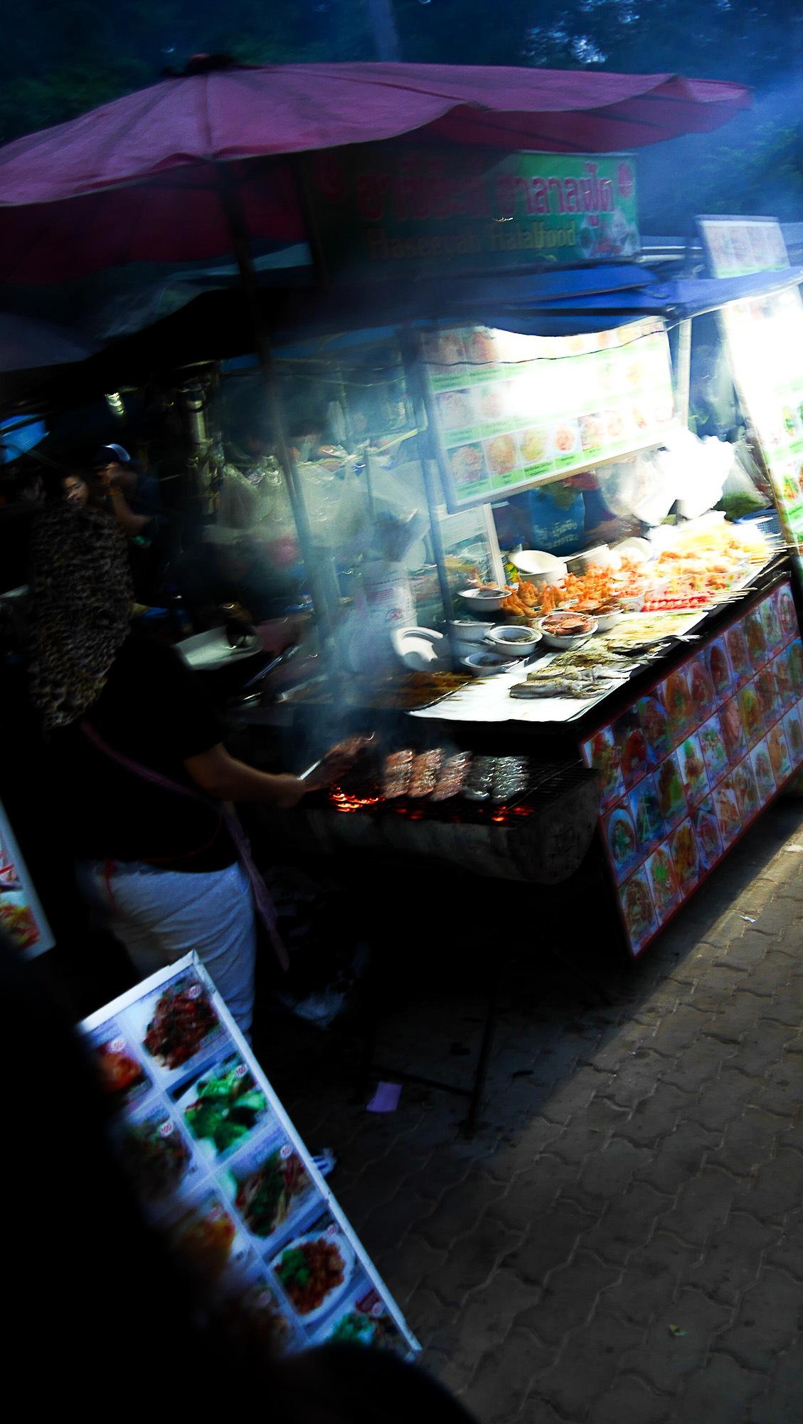 roadside eatery by tonyhart