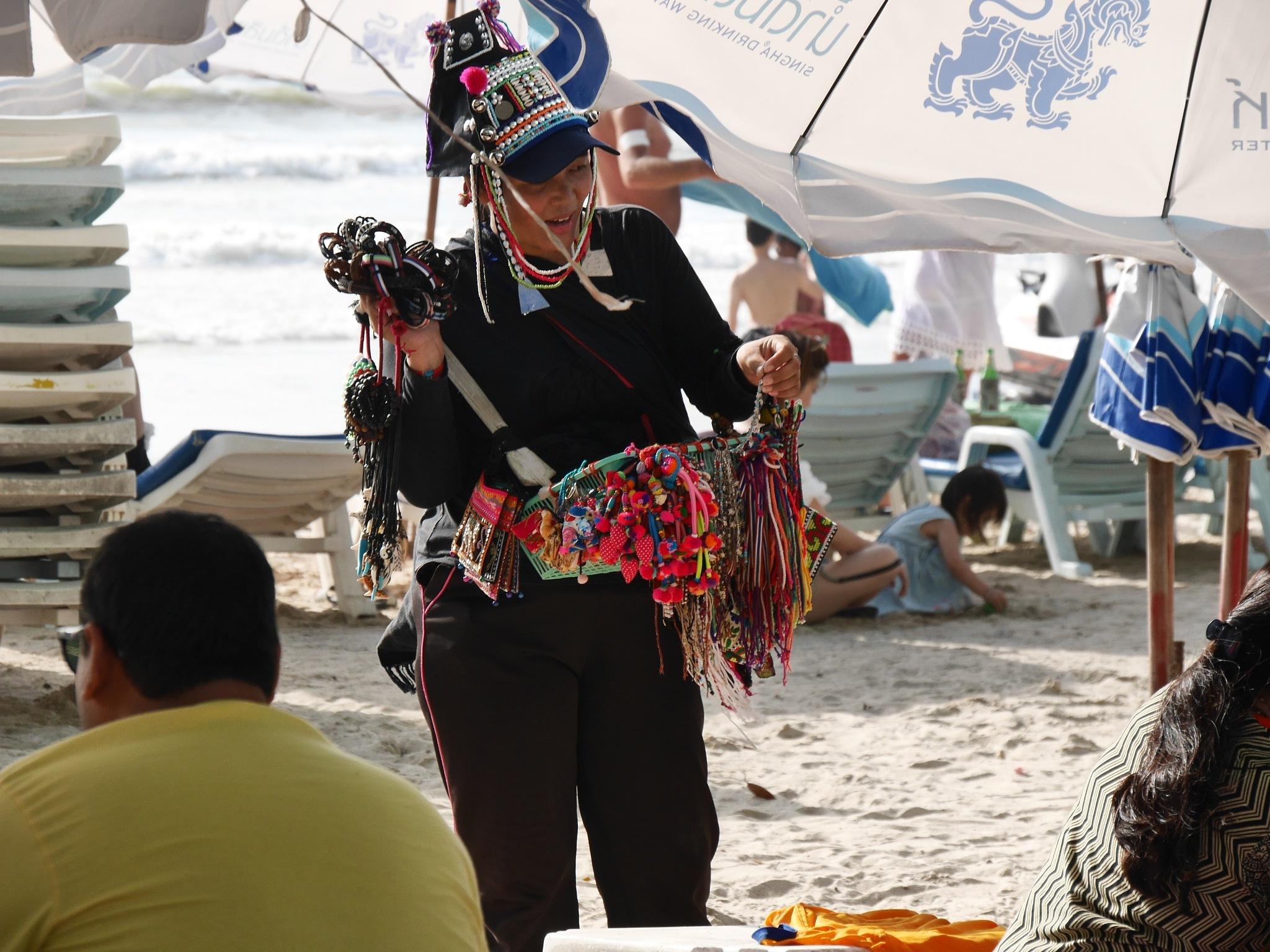beach vendor by tonyhart