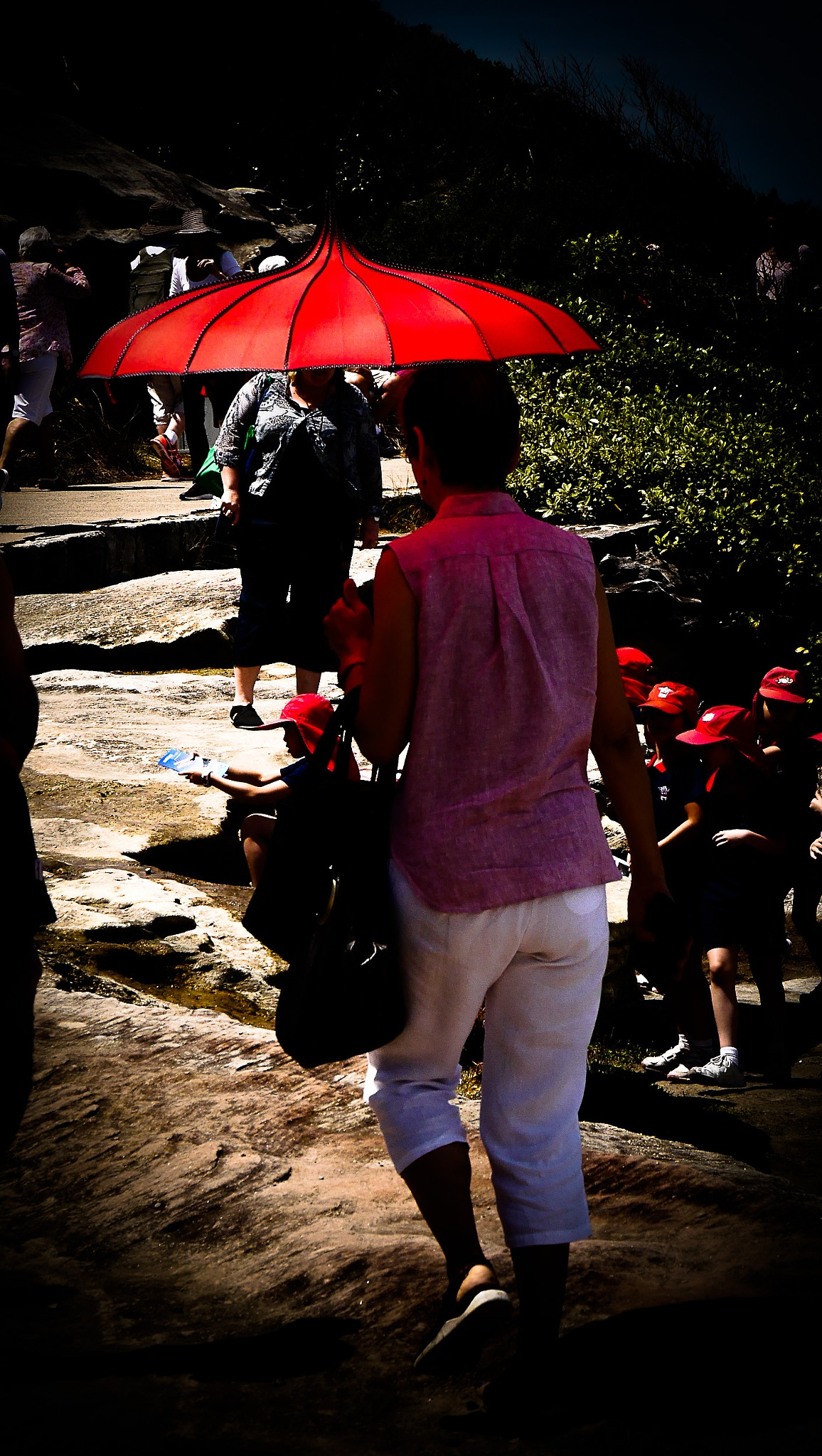 red umbrella by tonyhart