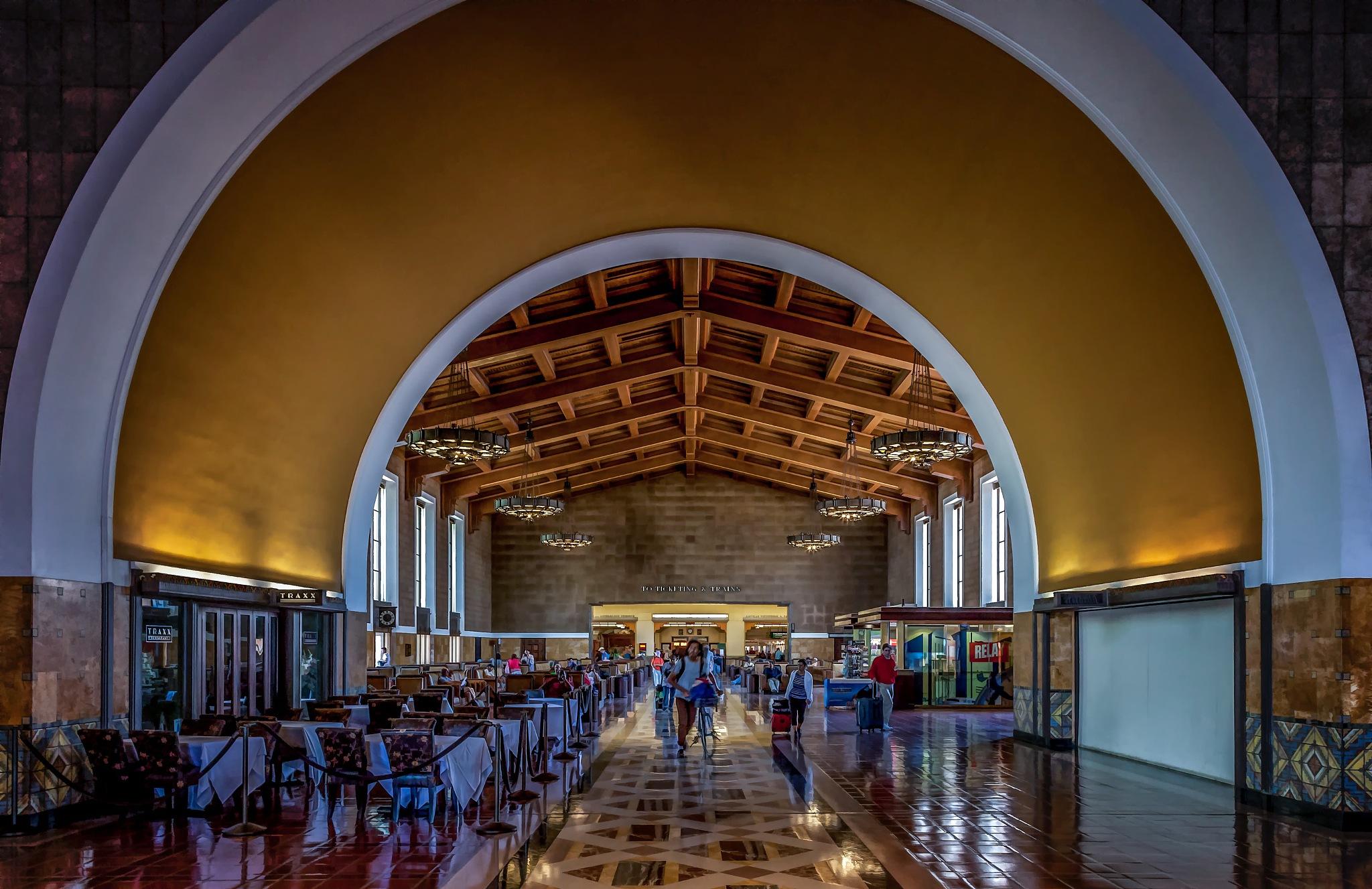 Union station by dinajona