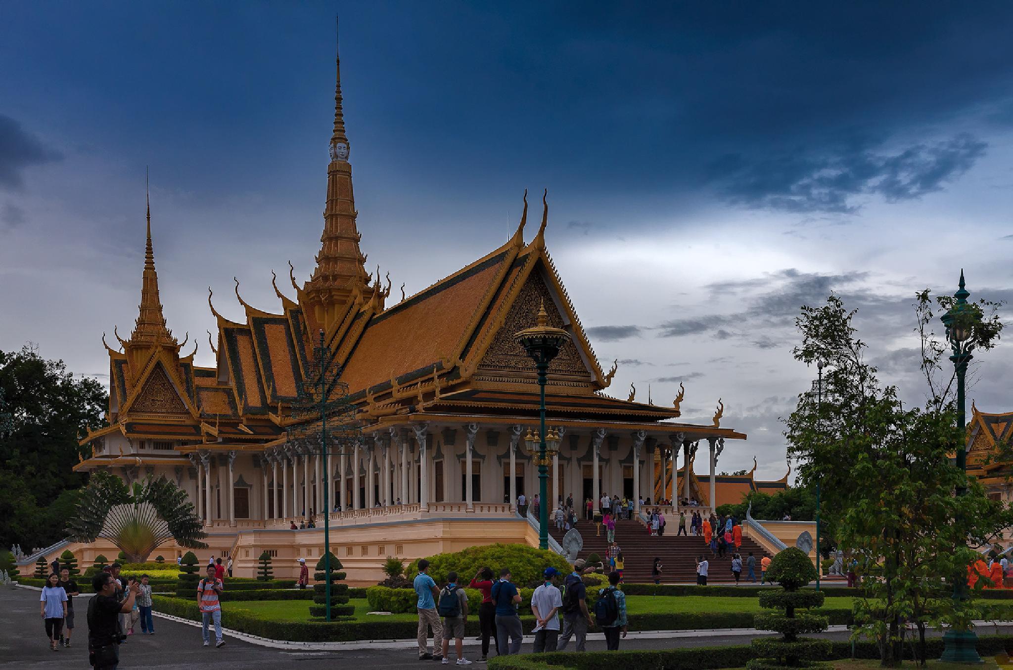 King's Palace by dinajona