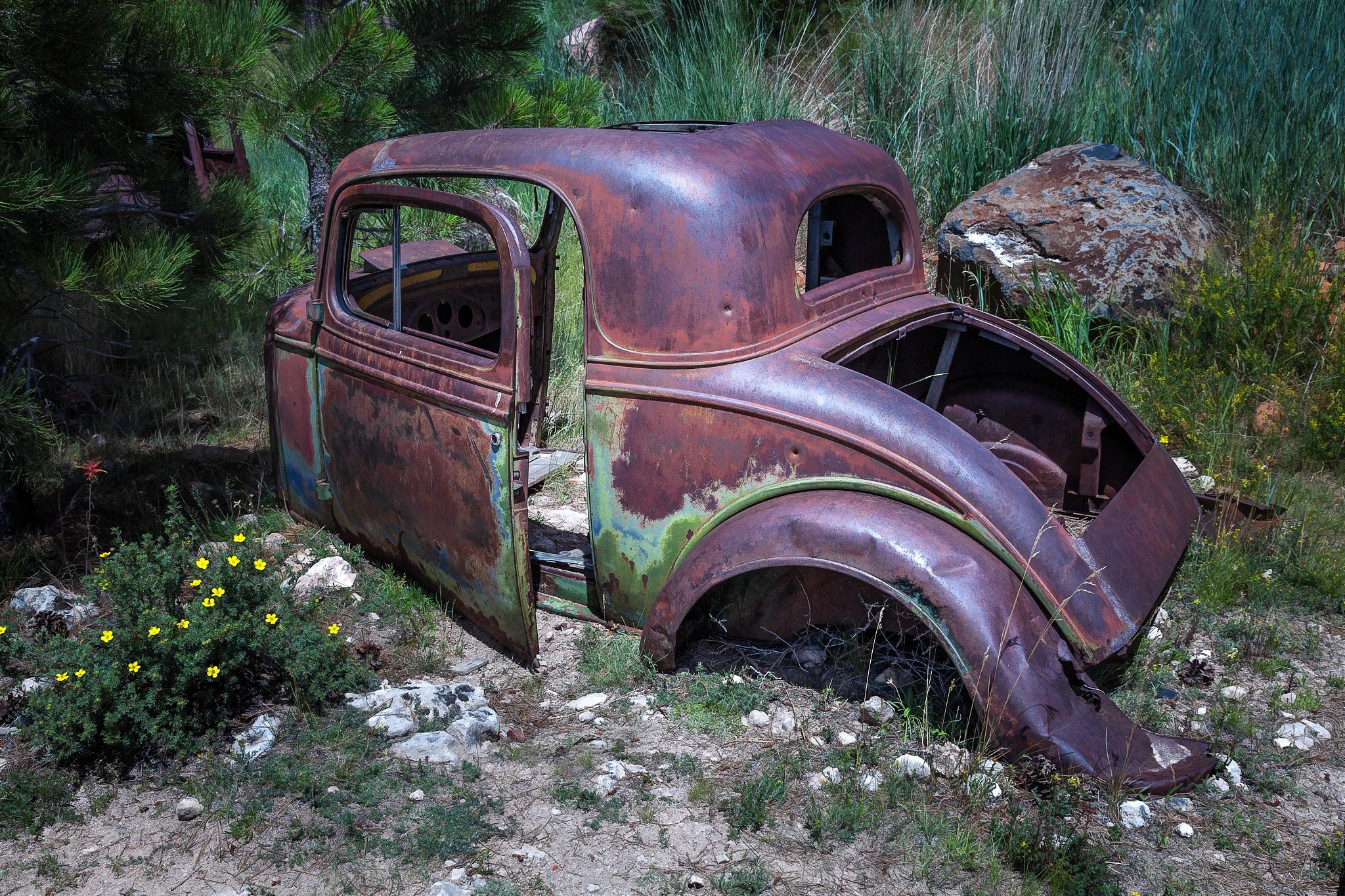 Old Classic... by dinajona