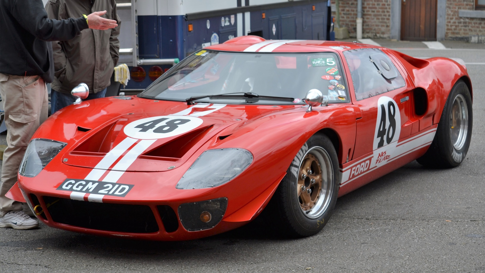 Ford GT40 MkII by Edualc Eznad