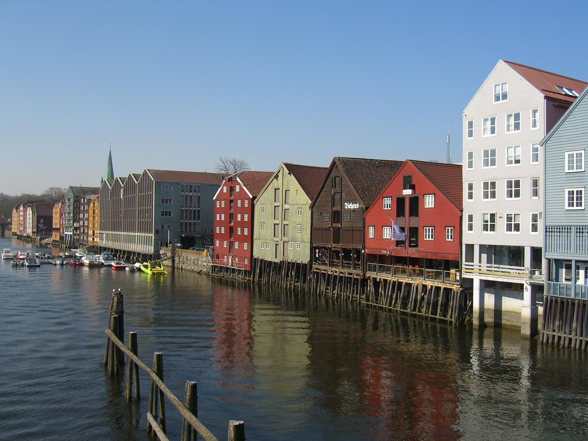 Trondheim by Klaus-Dieter Adamski