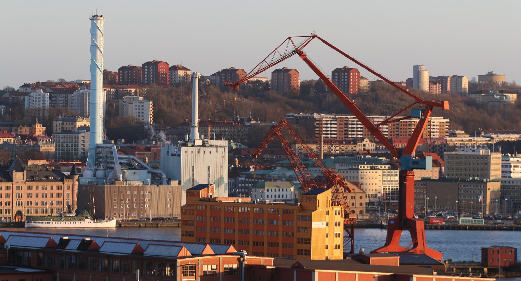 City of Gothenburg by paul_wallen
