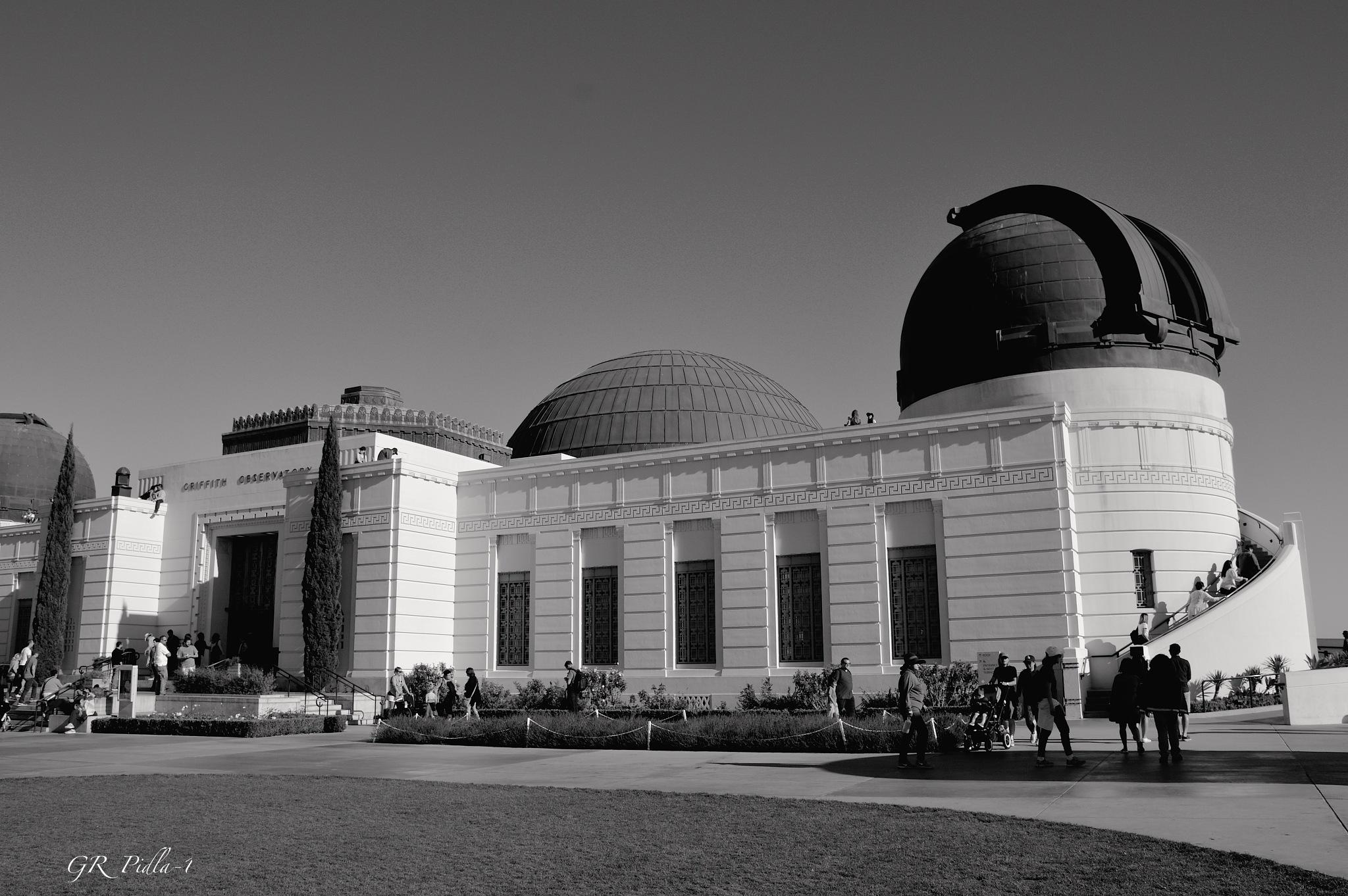 GRIFFITH OBSERVATORY by Gina  Alwaysmile (*_*)