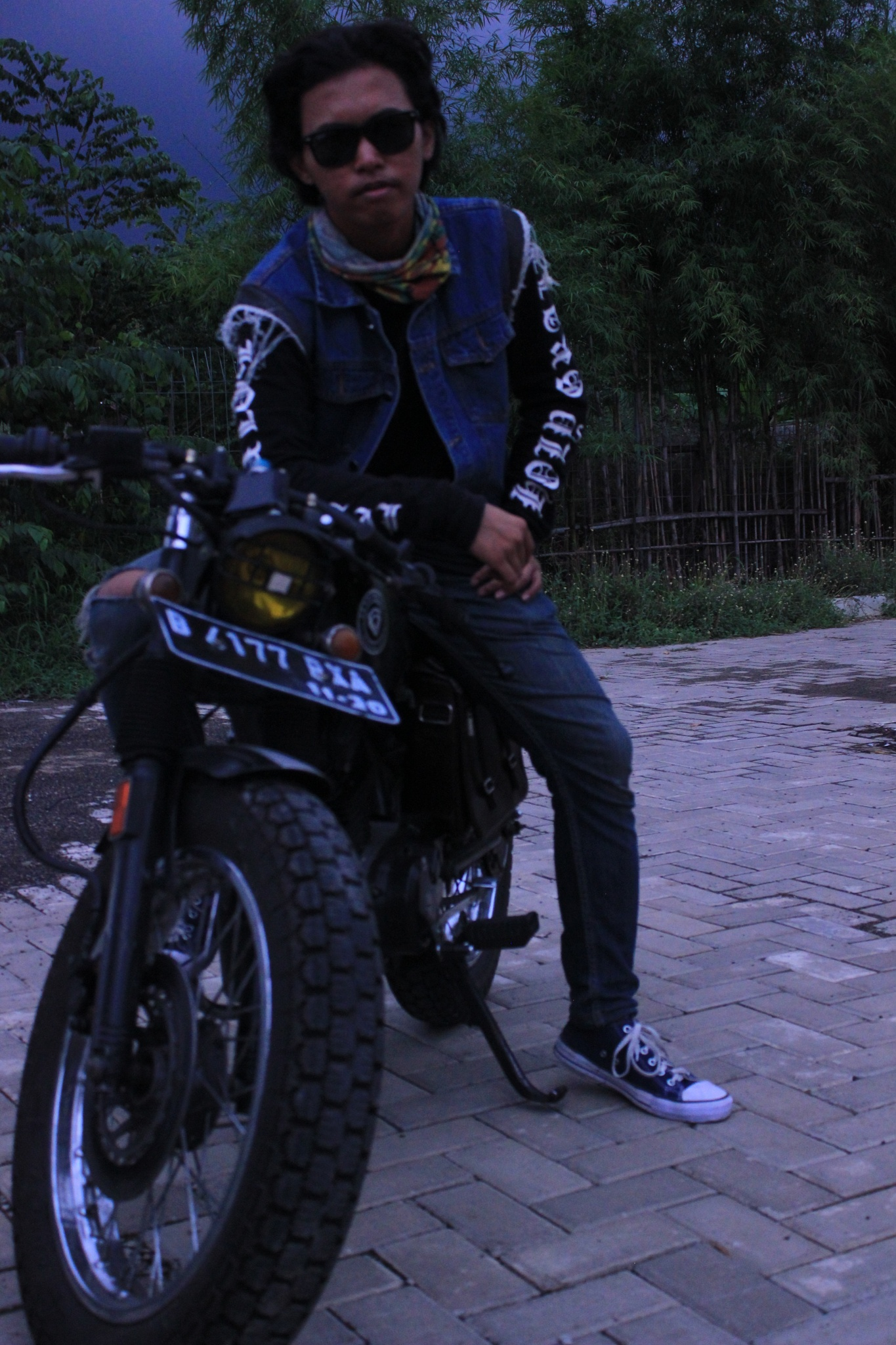 Rocker and Bike by Dwi Arya Saputra